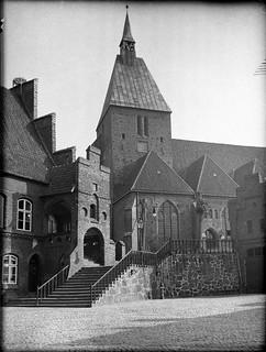 St Ncholas church in Mölln, Germany