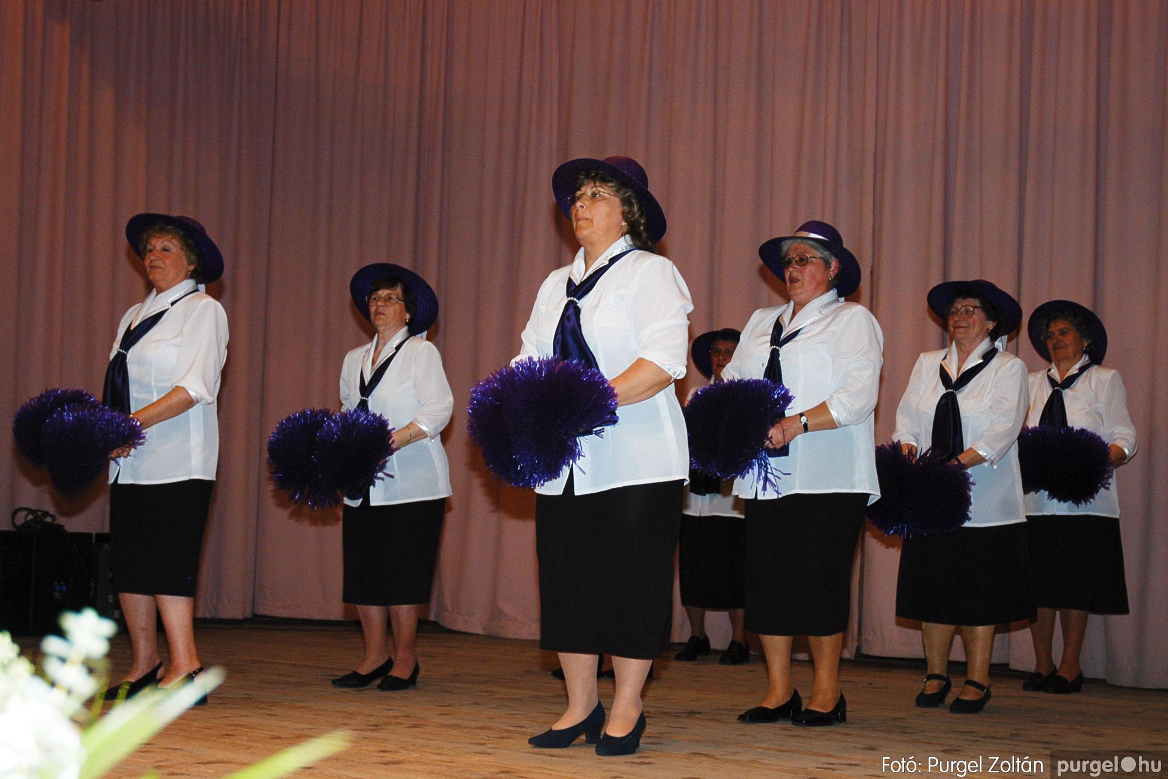 2005.04.16. 035 Szép Öregkor Nyugdíjas Klub tavaszi bál - Fotó:PURGEL ZOLTÁN© DSC_0052q.jpg