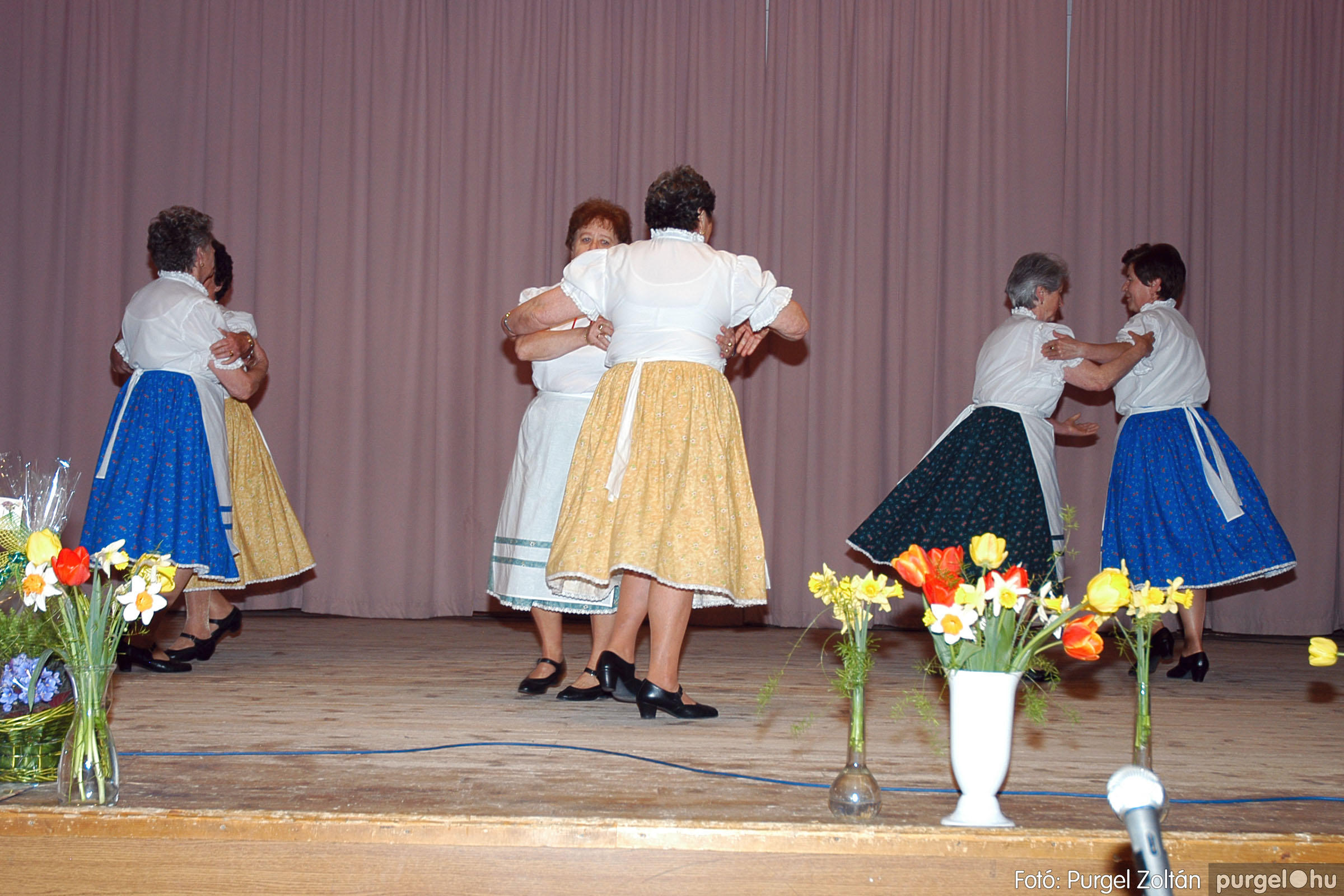 2005.04.16. 028 Szép Öregkor Nyugdíjas Klub tavaszi bál - Fotó:PURGEL ZOLTÁN© DSC_0043q.jpg