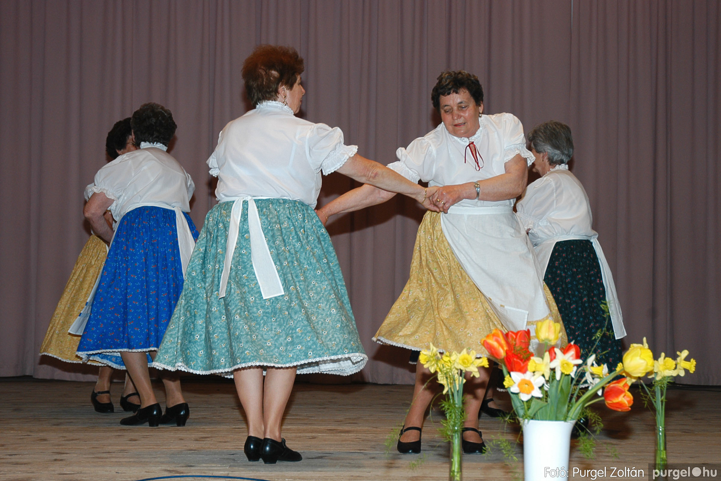 2005.04.16. 022 Szép Öregkor Nyugdíjas Klub tavaszi bál - Fotó:PURGEL ZOLTÁN© DSC_0037q.jpg