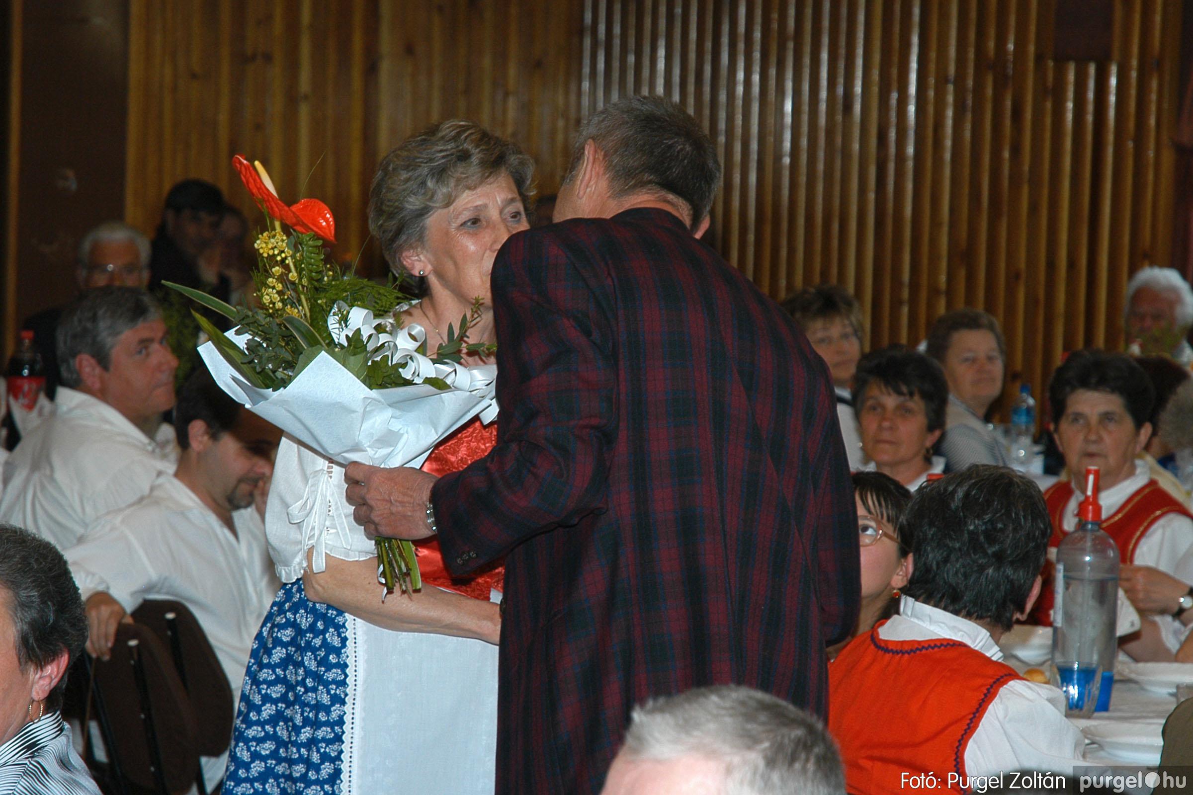 2005.04.16. 010 Szép Öregkor Nyugdíjas Klub tavaszi bál - Fotó:PURGEL ZOLTÁN© DSC_0023q.jpg