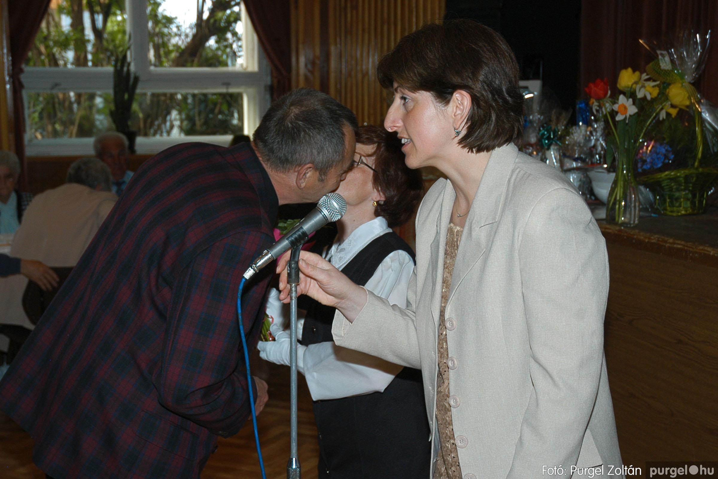 2005.04.16. 009 Szép Öregkor Nyugdíjas Klub tavaszi bál - Fotó:PURGEL ZOLTÁN© DSC_0022q.jpg