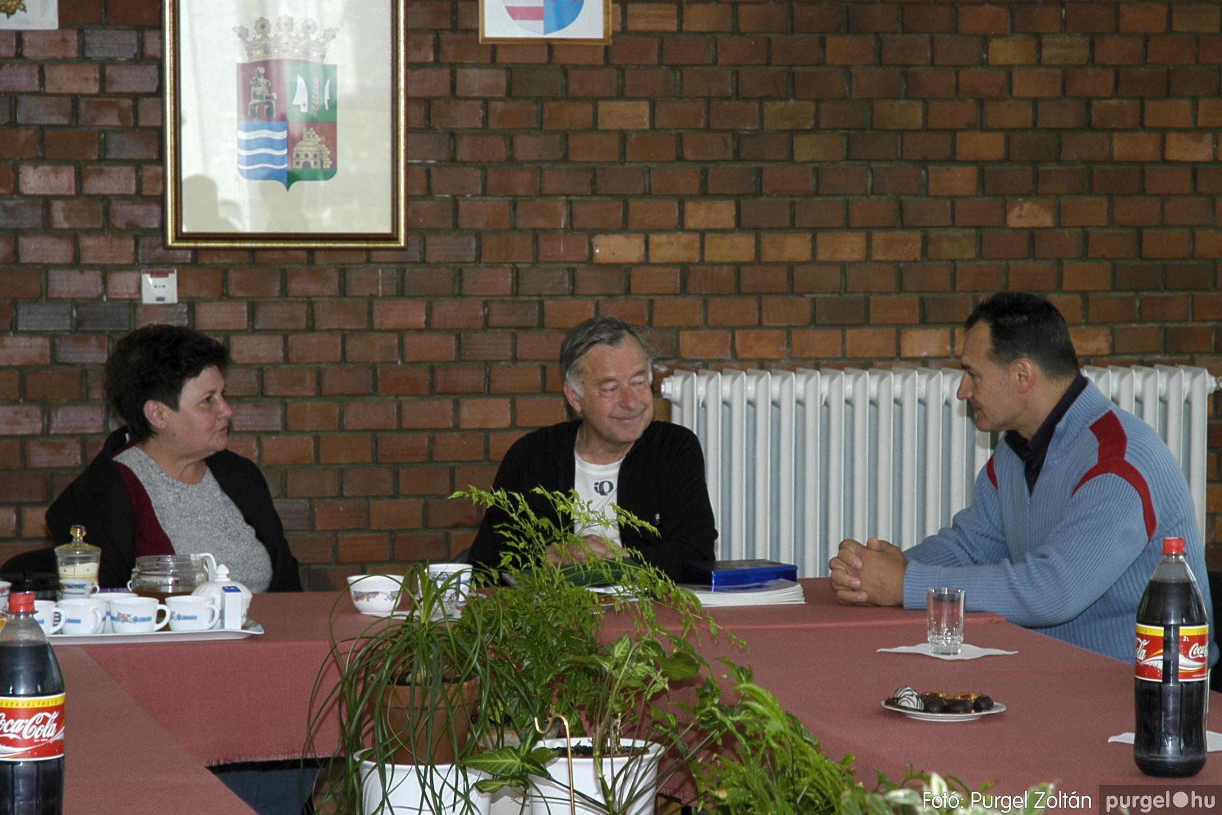 2005.04.24. 006 Dr. Albert Royaards Szegváron - Fotó:PURGEL ZOLTÁN© DSC_0006q.jpg