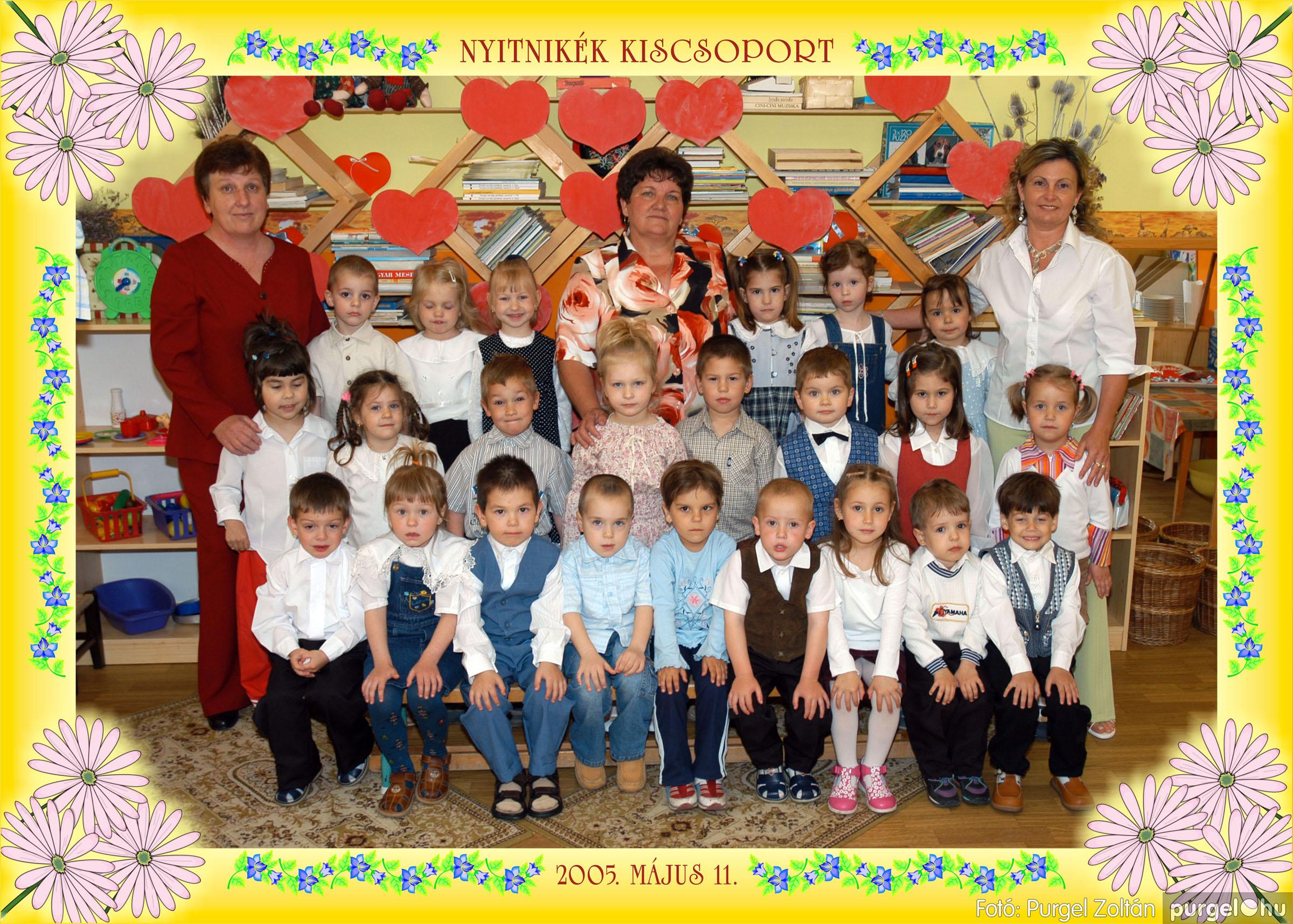 2005.05.11-28. 019 Kurca-parti Óvoda csoportképek 2005. - Fotó:PURGEL ZOLTÁN© 551.jpg