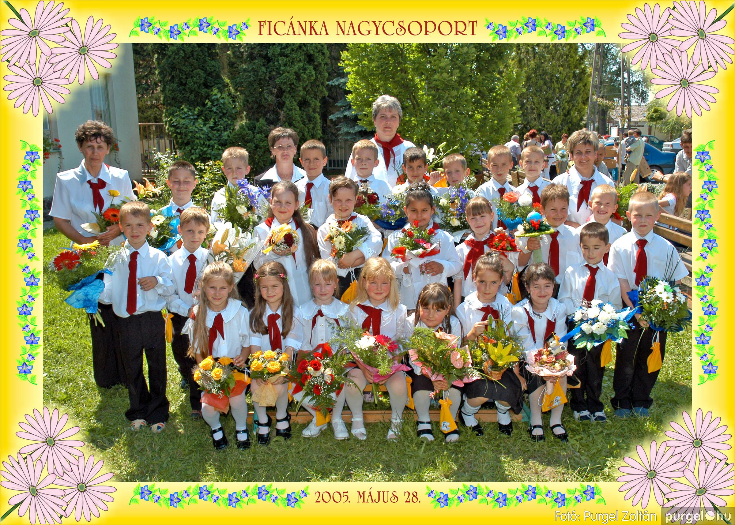 2005.05.11-28. 005 Kurca-parti Óvoda csoportképek 2005. - Fotó:PURGEL ZOLTÁN© 251.jpg