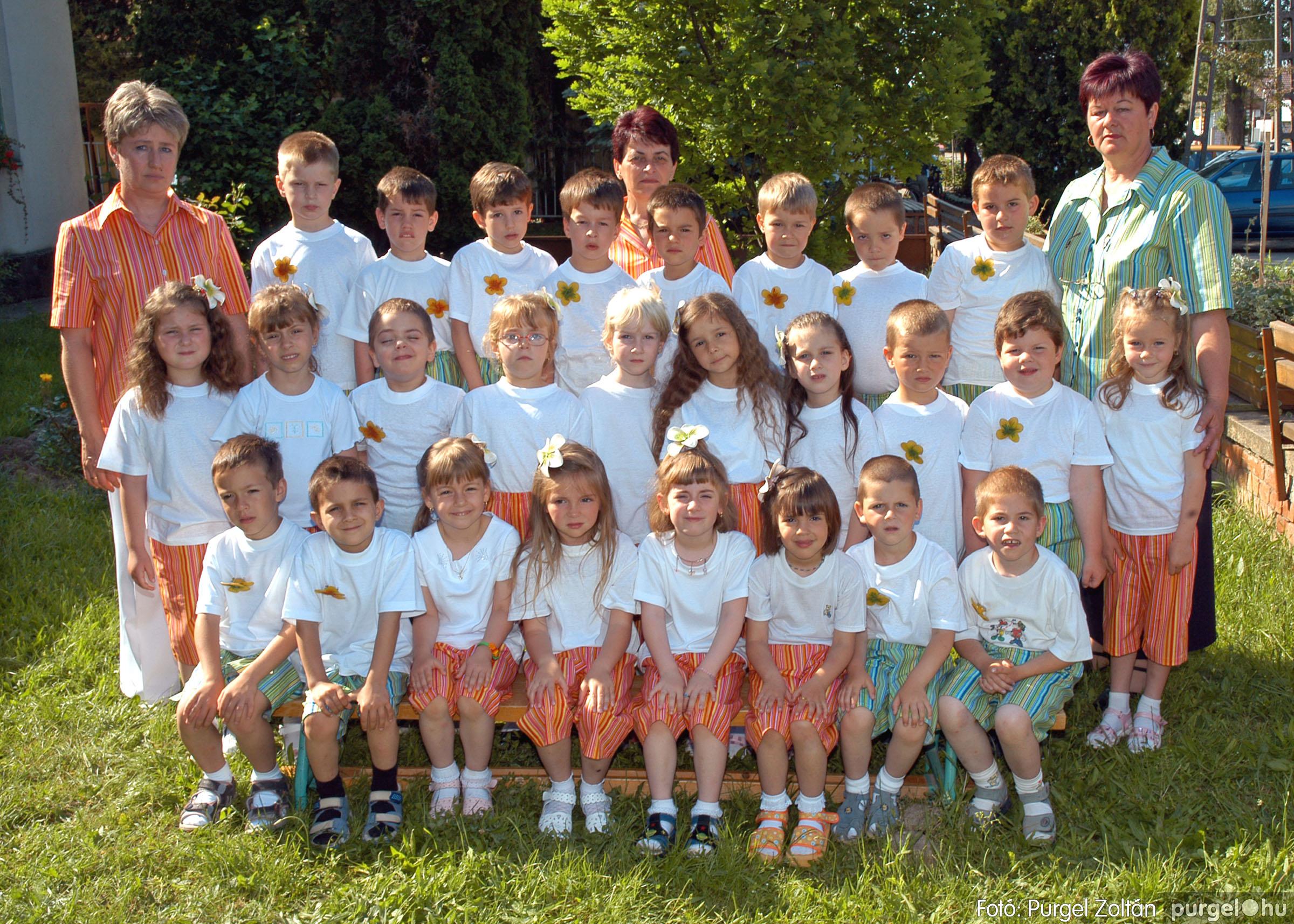 2005.05.11-28. 004 Kurca-parti Óvoda csoportképek 2005. - Fotó:PURGEL ZOLTÁN© 154.jpg