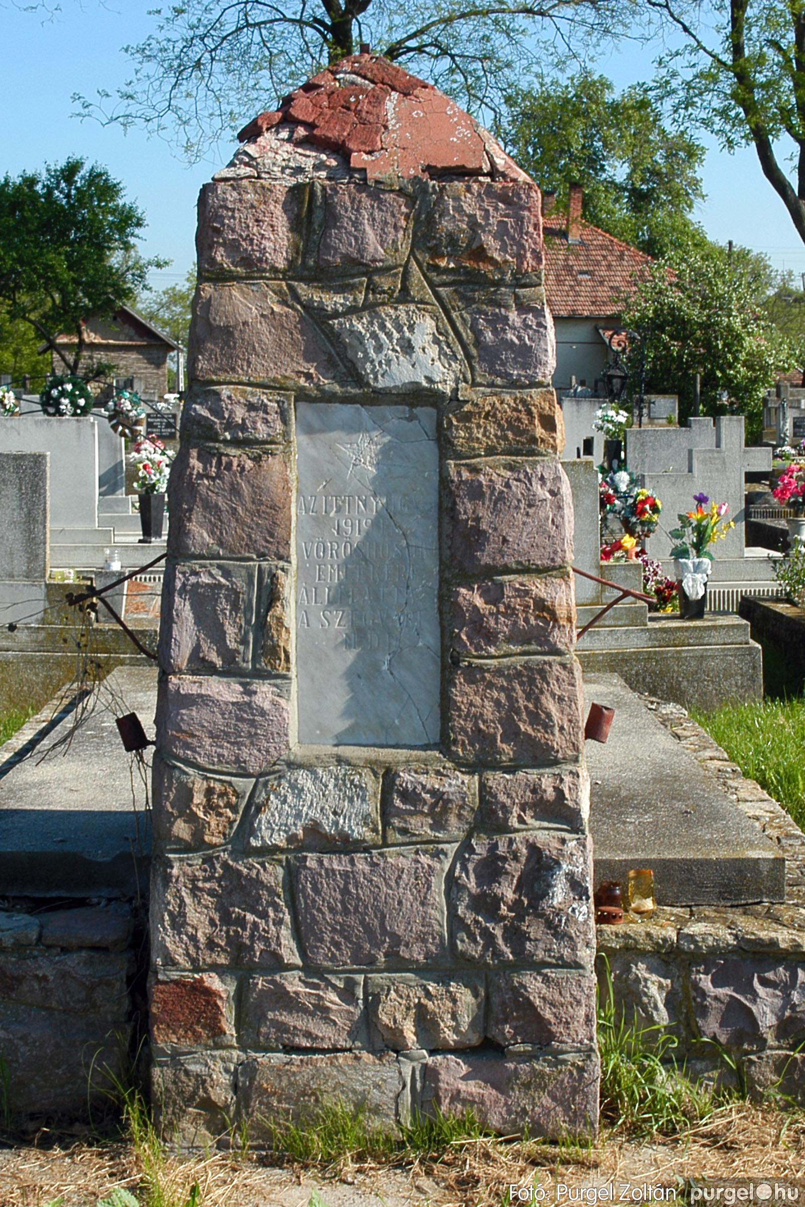 2005.05.12. 002 Barangolás a szegvári temetőben - Fotó:PURGEL ZOLTÁN© DSC_0002q.jpg