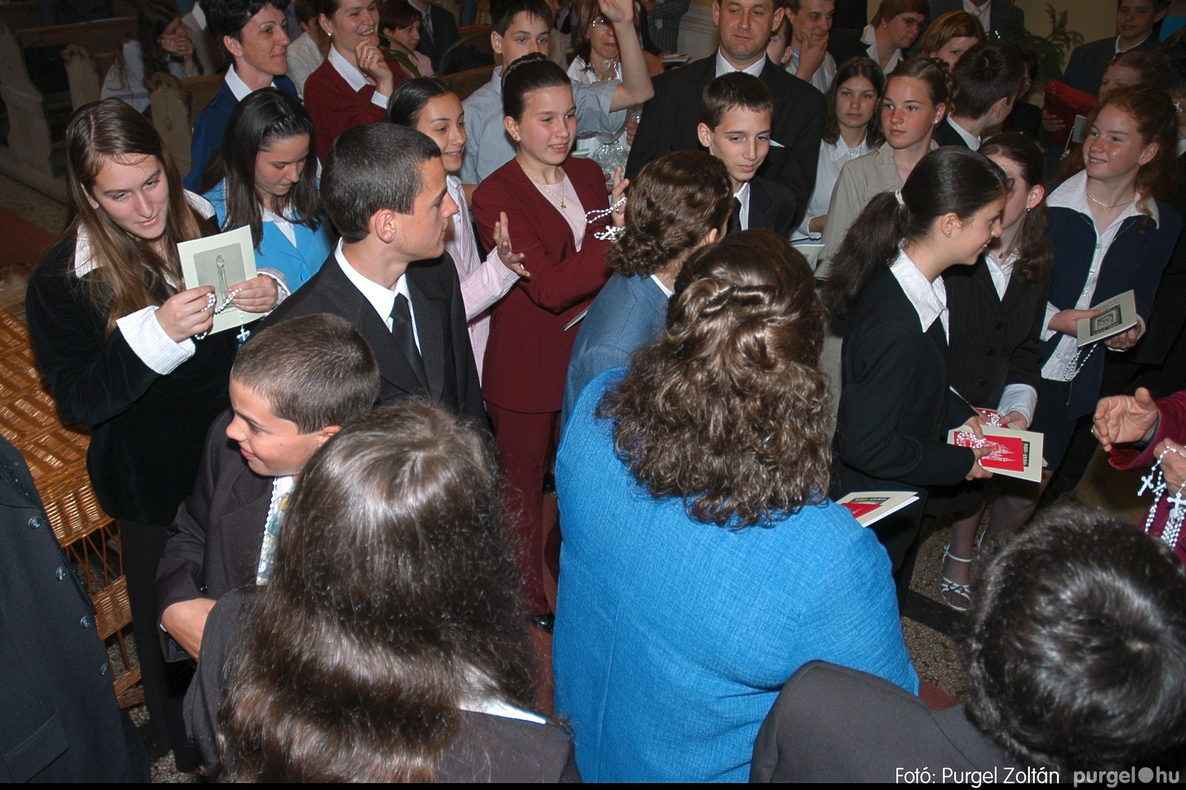 2005.05.15. 043 Kisboldogasszony templom bérmálkozás - Fotó:PURGEL ZOLTÁN© DSC_0053q.jpg