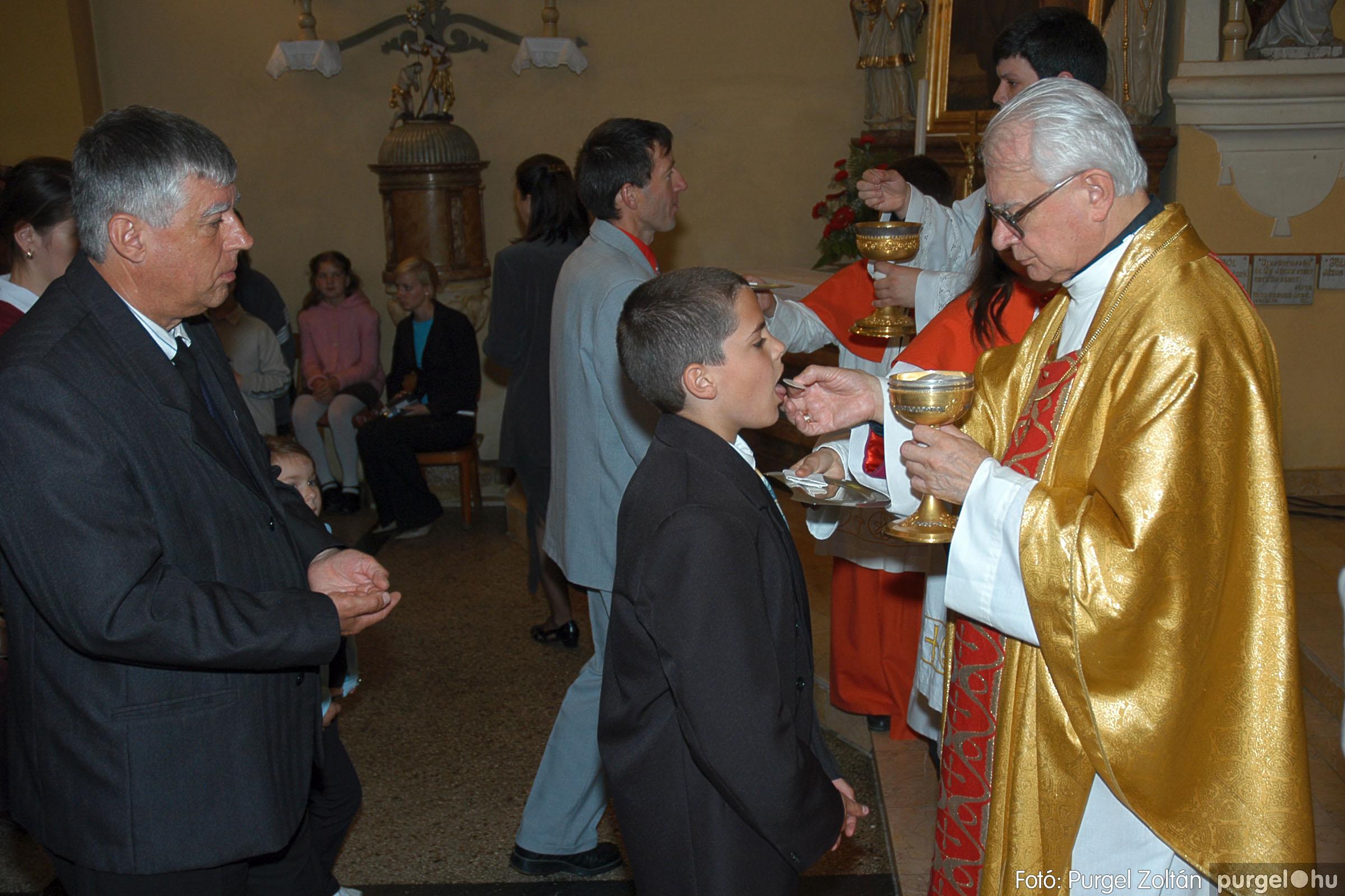 2005.05.15. 024 Kisboldogasszony templom bérmálkozás - Fotó:PURGEL ZOLTÁN© DSC_0031q.jpg
