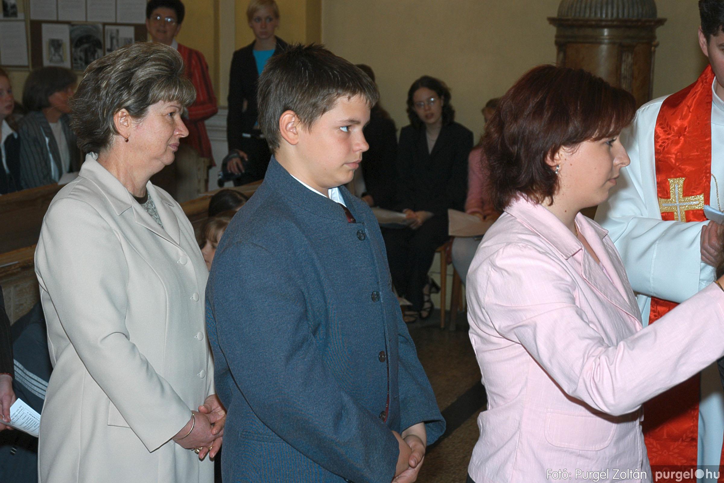 2005.05.15. 018 Kisboldogasszony templom bérmálkozás - Fotó:PURGEL ZOLTÁN© DSC_0025q.jpg