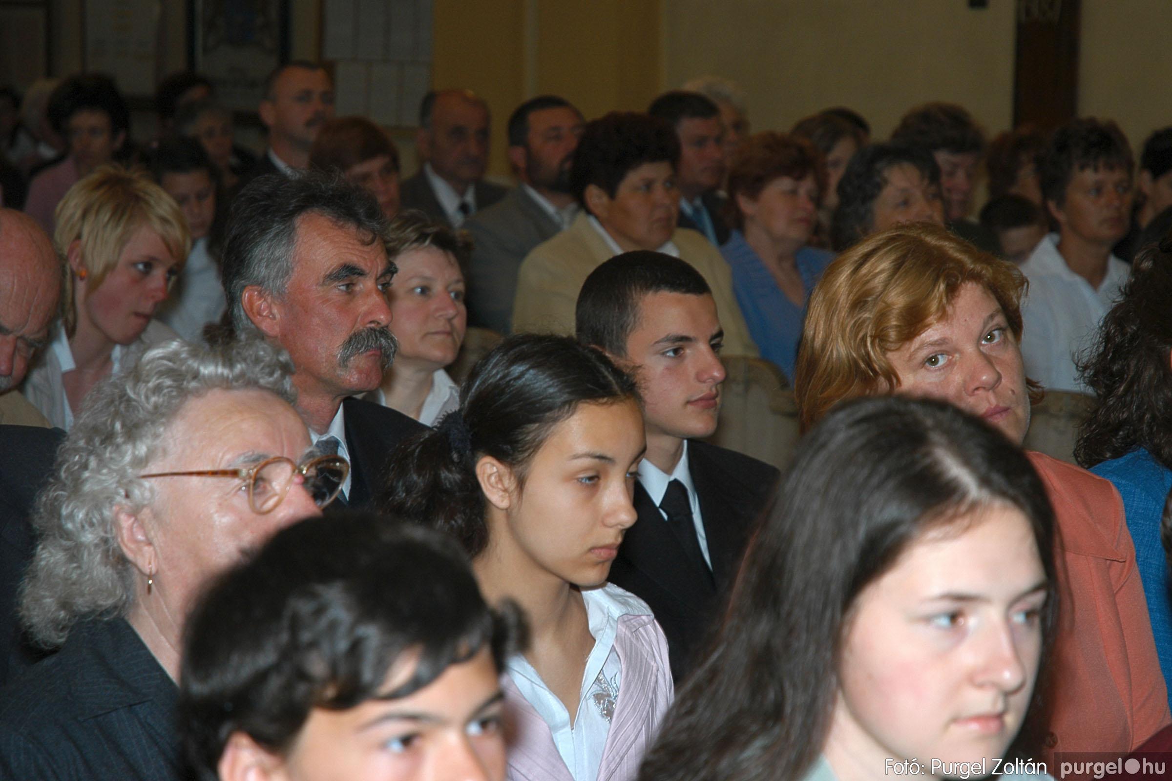 2005.05.15. 011 Kisboldogasszony templom bérmálkozás - Fotó:PURGEL ZOLTÁN© DSC_0013q.jpg