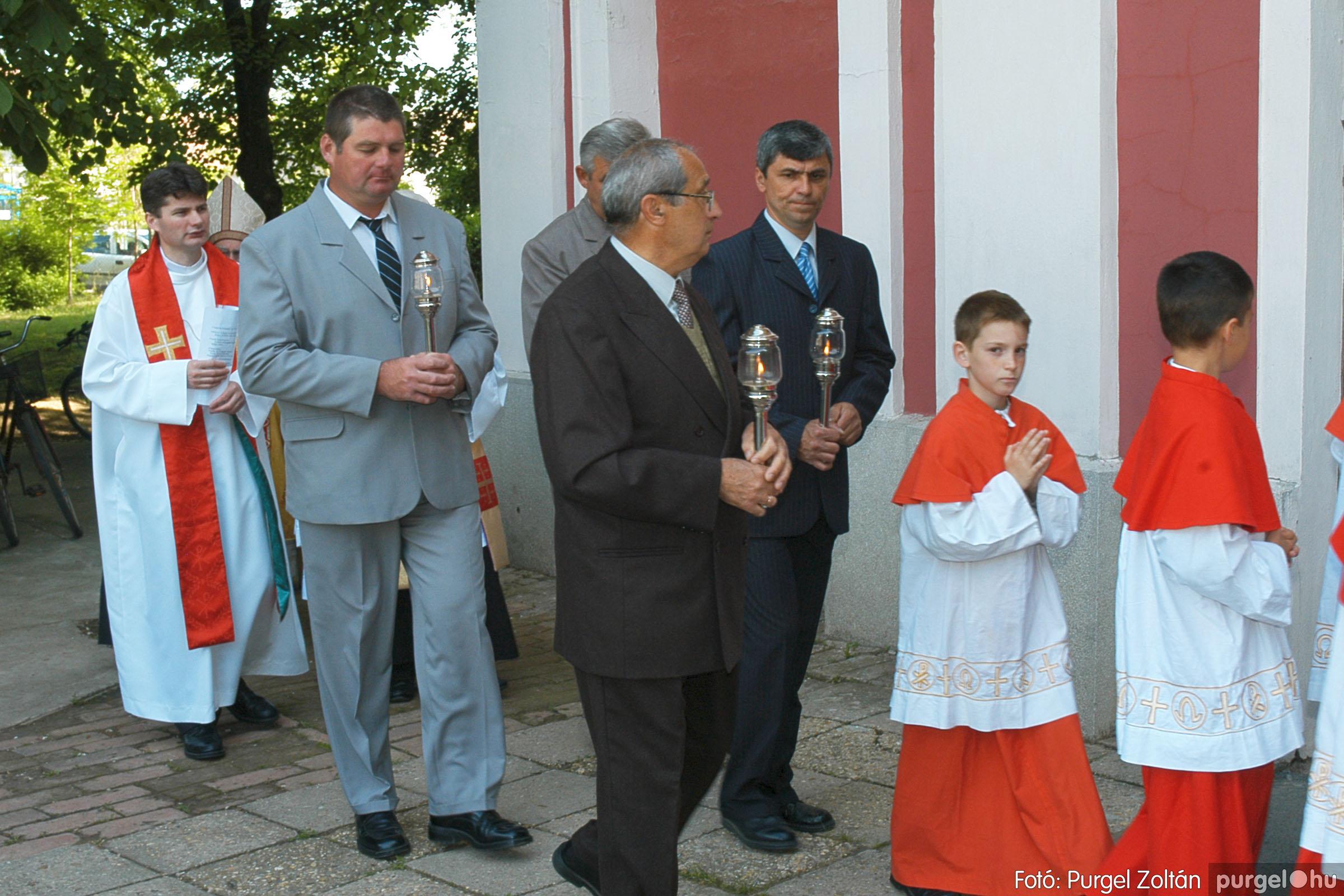 2005.05.15. 003 Kisboldogasszony templom bérmálkozás - Fotó:PURGEL ZOLTÁN© DSC_0003q.jpg