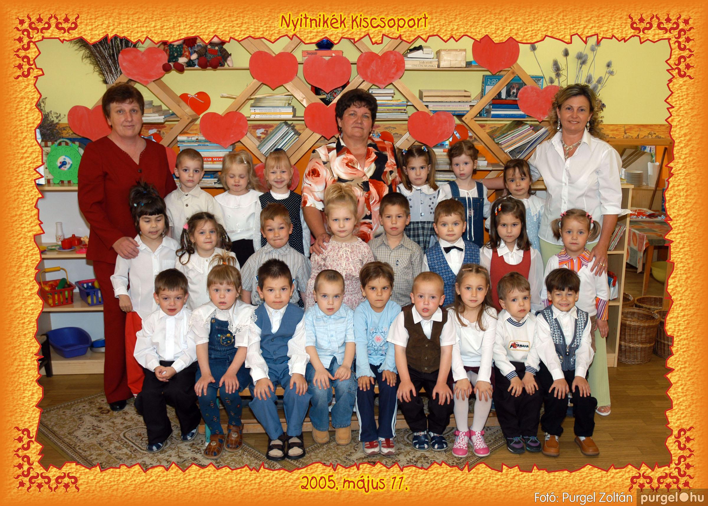 2005.05.11-28. 021 Kurca-parti Óvoda csoportképek 2005. - Fotó:PURGEL ZOLTÁN© 553.jpg