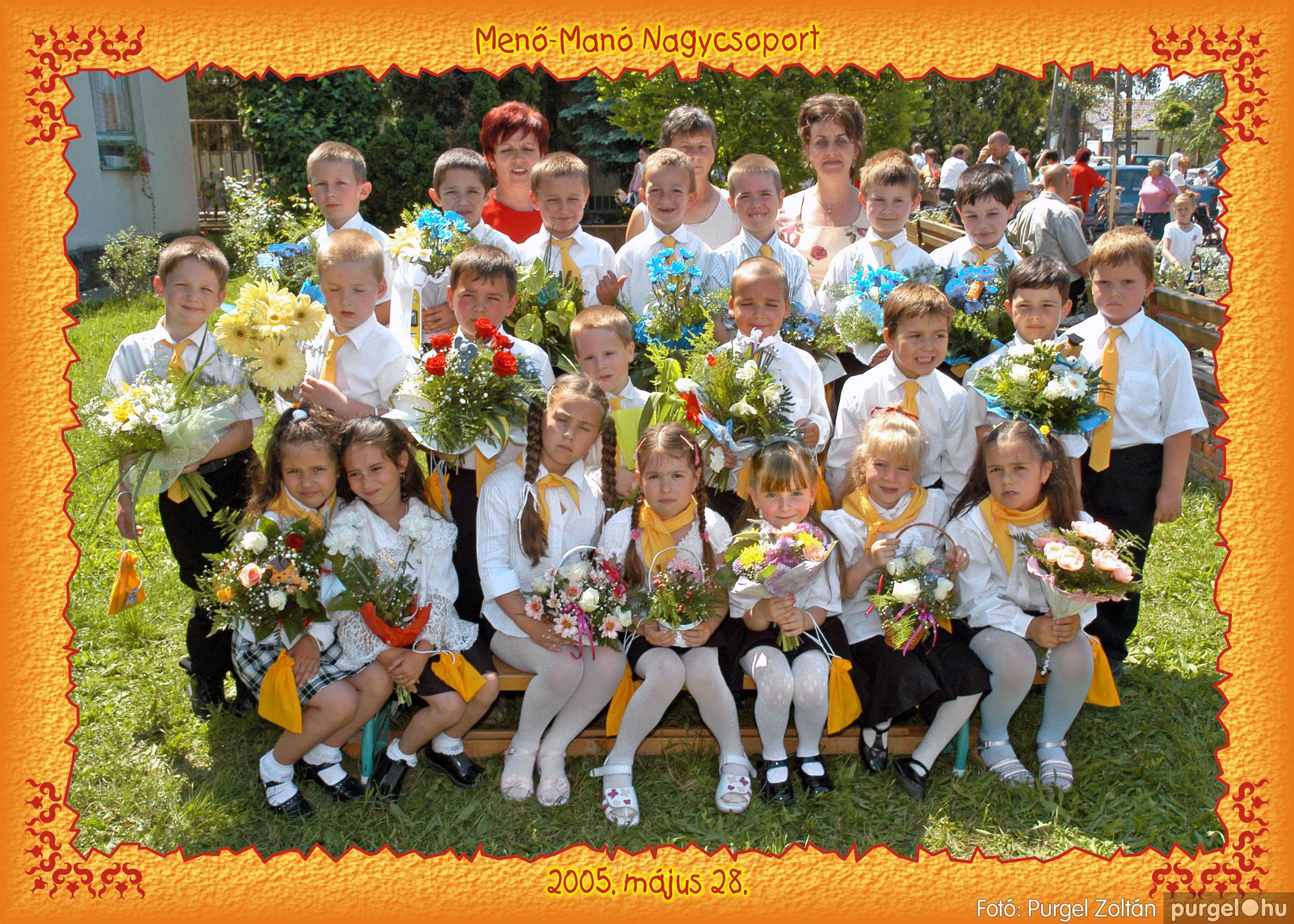 2005.05.11-28. 012 Kurca-parti Óvoda csoportképek 2005. - Fotó:PURGEL ZOLTÁN© 353.jpg