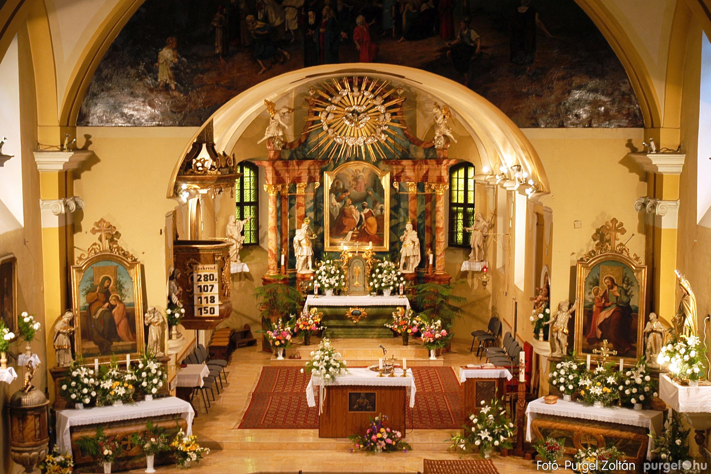 2005.05.30. 019 Kilátás a szegvári templom tornyából - Fotó:PURGEL ZOLTÁN© DSC_0327q.jpg