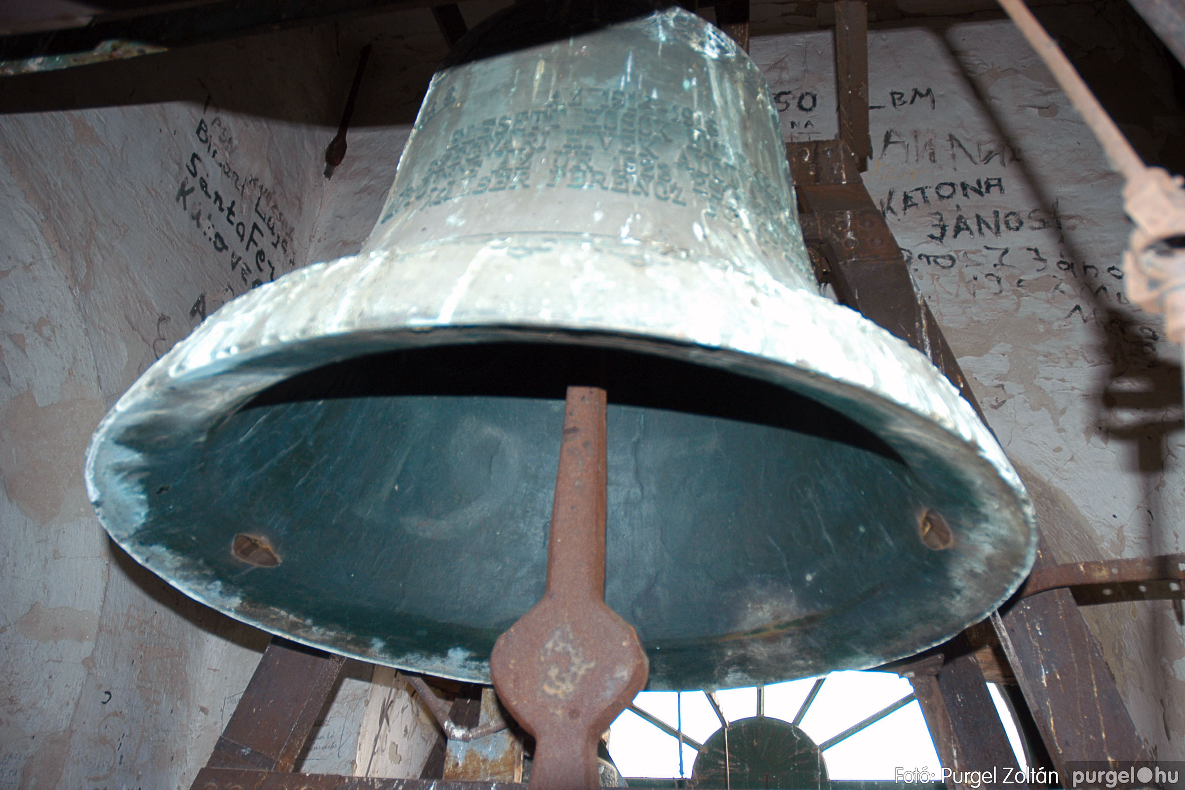 2005.05.30. 018 Kilátás a szegvári templom tornyából - Fotó:PURGEL ZOLTÁN© DSC_0324q.jpg