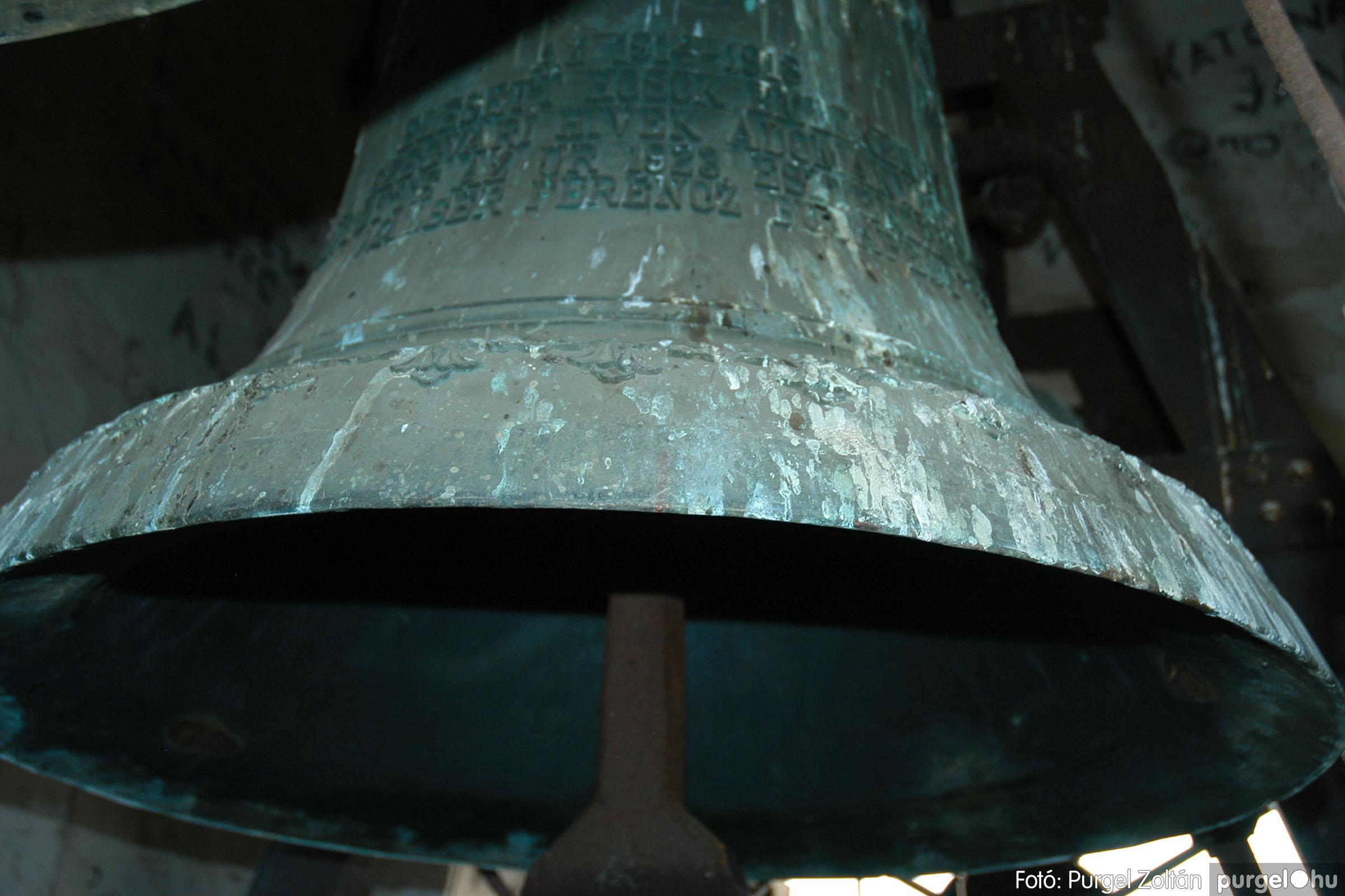 2005.05.30. 017 Kilátás a szegvári templom tornyából - Fotó:PURGEL ZOLTÁN© DSC_0323q.jpg