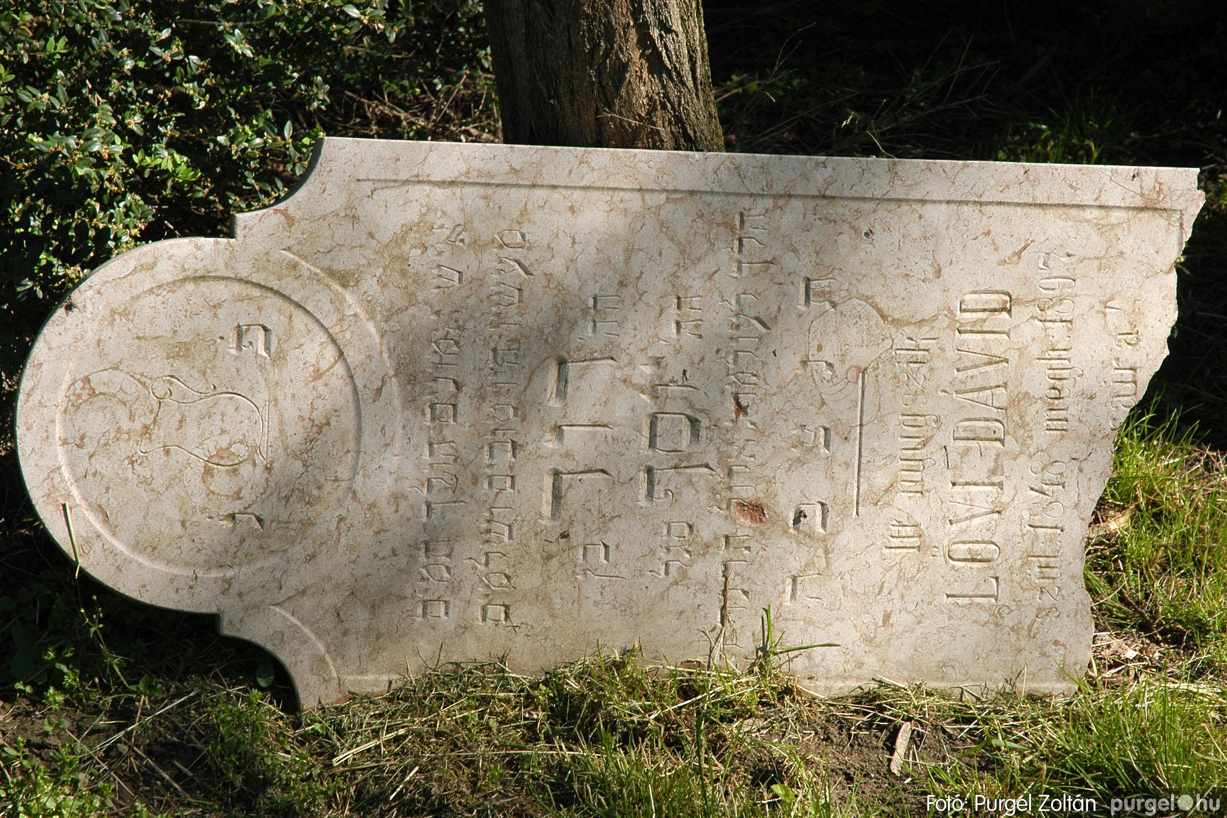 2005.05.12. 018 Barangolás a szegvári temetőben - Fotó:PURGEL ZOLTÁN© DSC_0021q.jpg