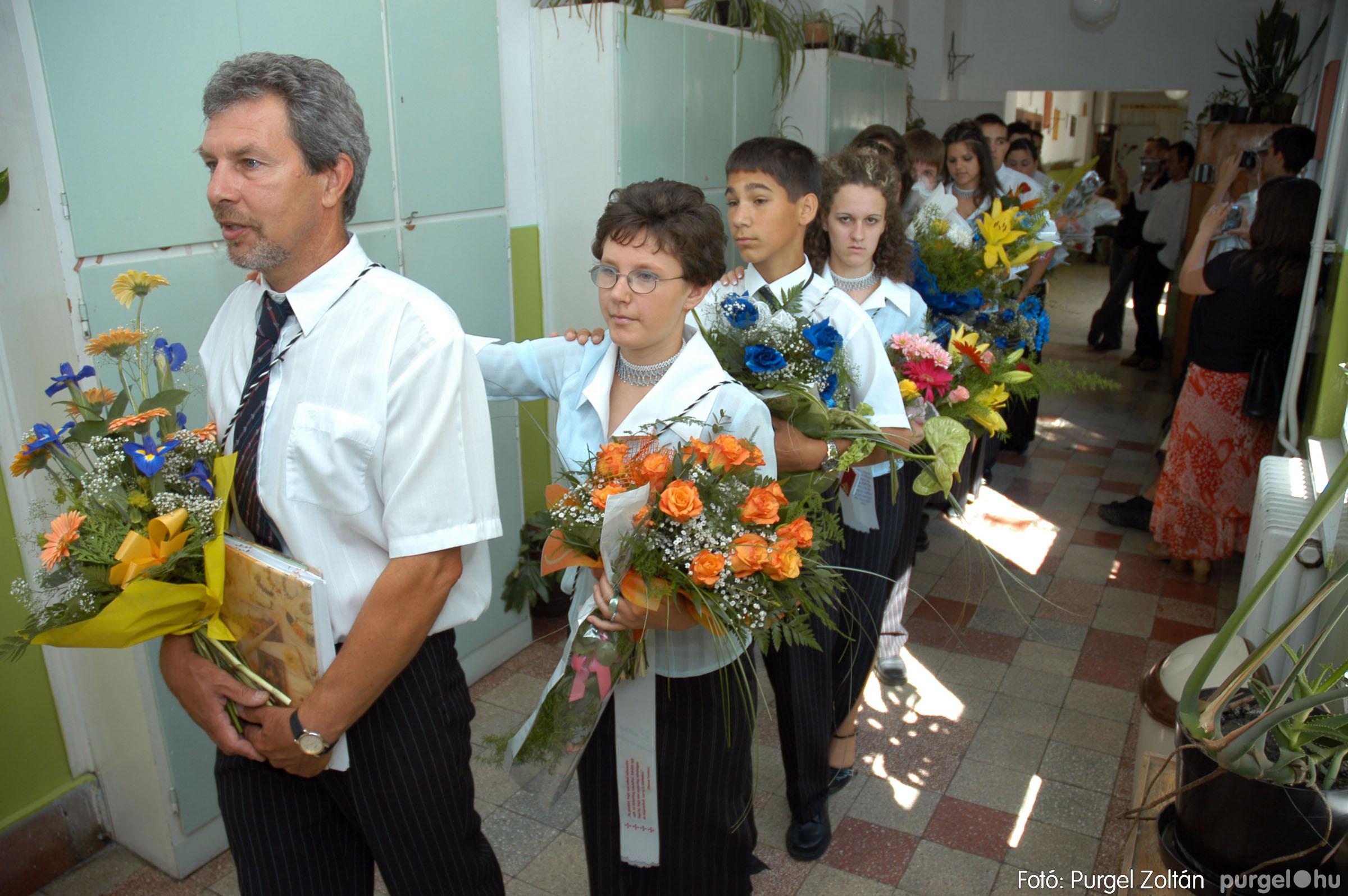 2005.06.18. 011 Forray Máté Általános Iskola ballagás 2005. - Fotó:PURGEL ZOLTÁN© DSC_0011q.jpg