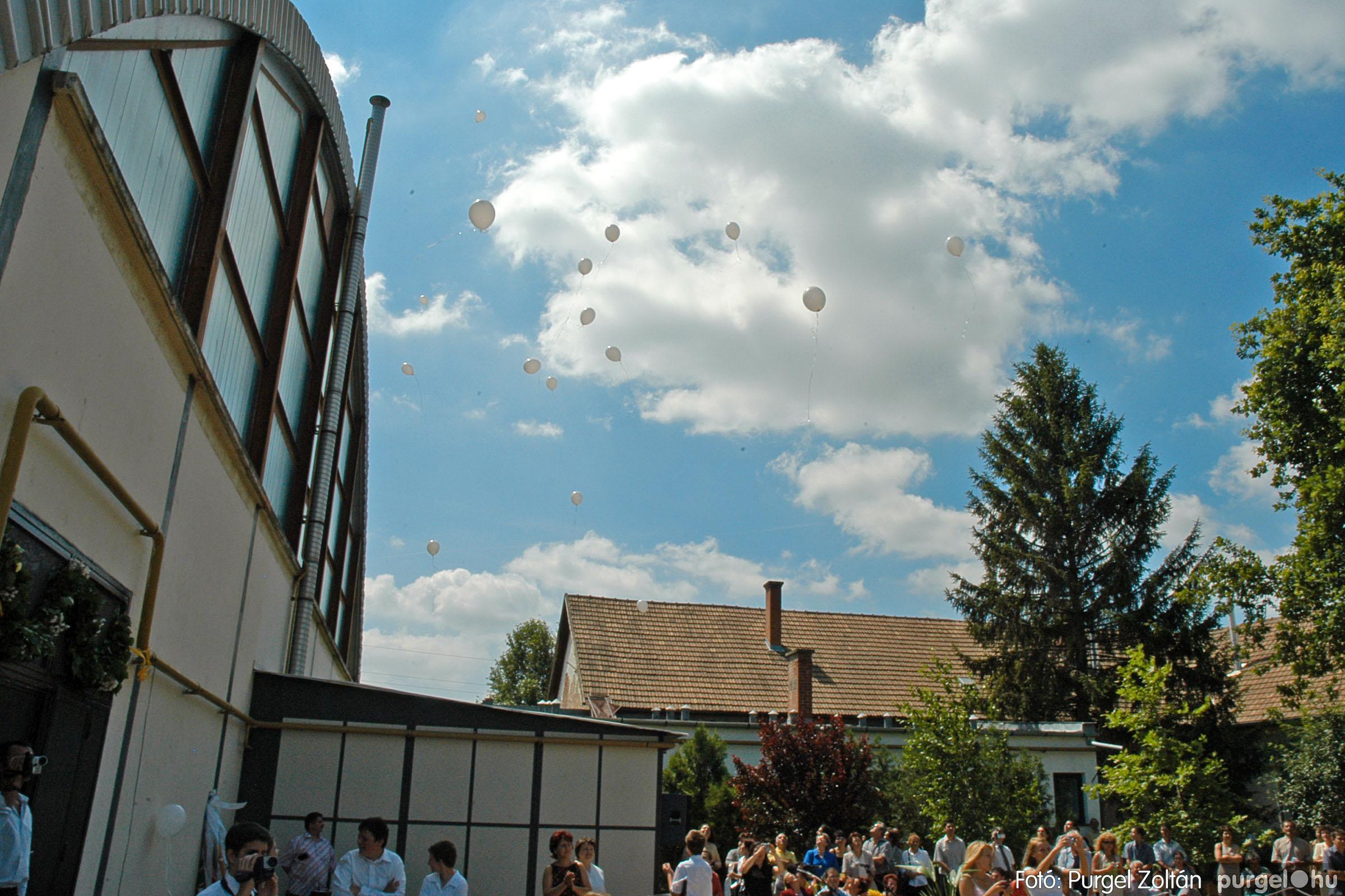2005.06.18. 081 Forray Máté Általános Iskola ballagás 2005. - Fotó:PURGEL ZOLTÁN© DSC_0106q.jpg