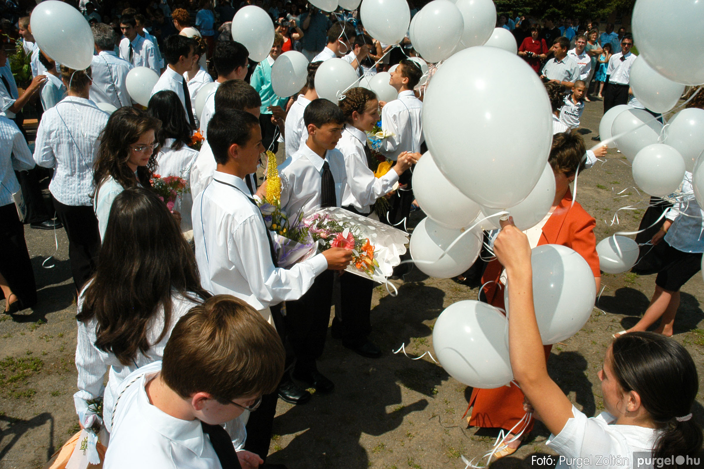 2005.06.18. 074 Forray Máté Általános Iskola ballagás 2005. - Fotó:PURGEL ZOLTÁN© DSC_0098q.jpg