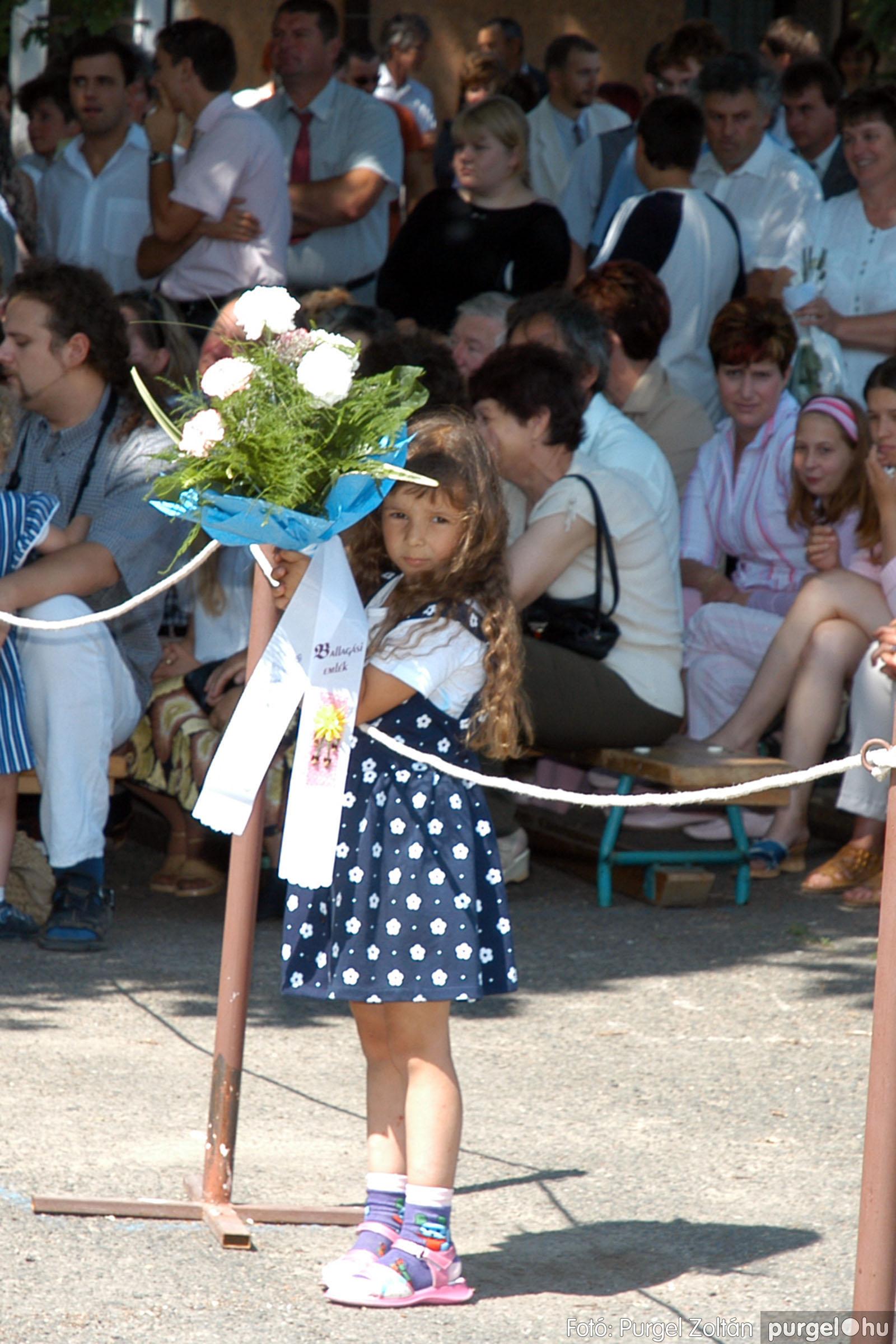 2005.06.18. 039 Forray Máté Általános Iskola ballagás 2005. - Fotó:PURGEL ZOLTÁN© DSC_0050q.jpg