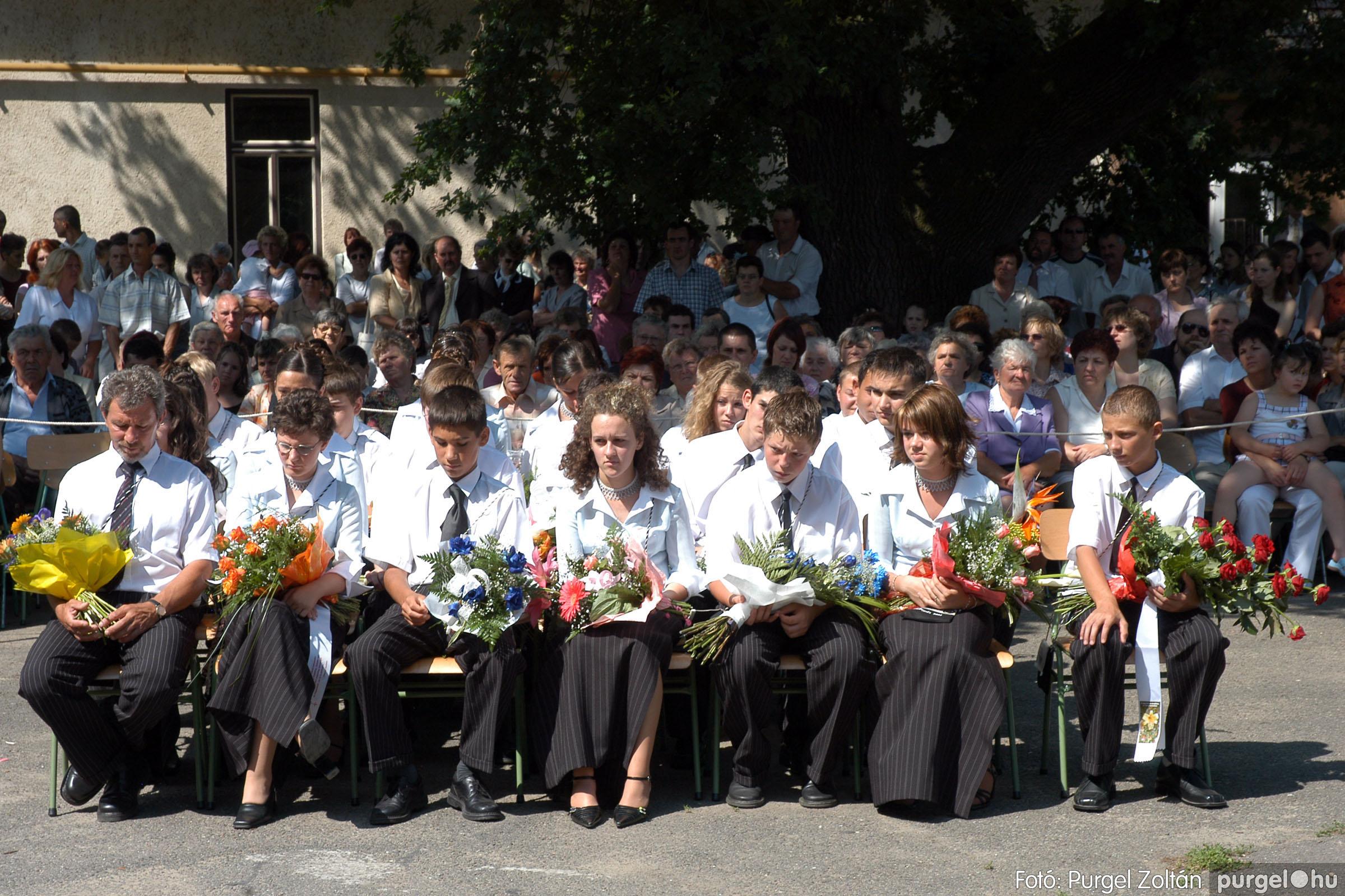 2005.06.18. 035 Forray Máté Általános Iskola ballagás 2005. - Fotó:PURGEL ZOLTÁN© DSC_0046q.jpg