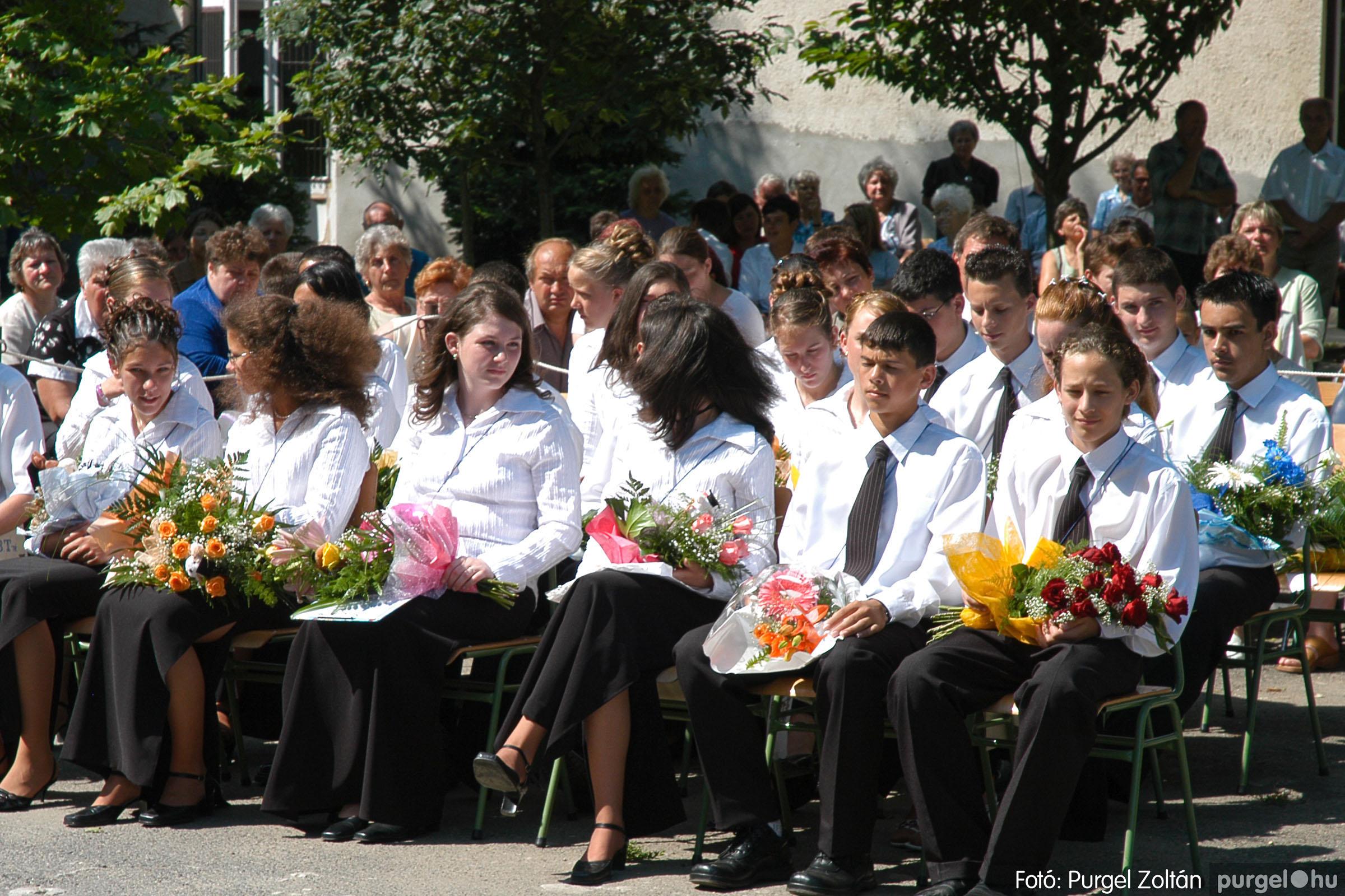 2005.06.18. 034 Forray Máté Általános Iskola ballagás 2005. - Fotó:PURGEL ZOLTÁN© DSC_0045q.jpg