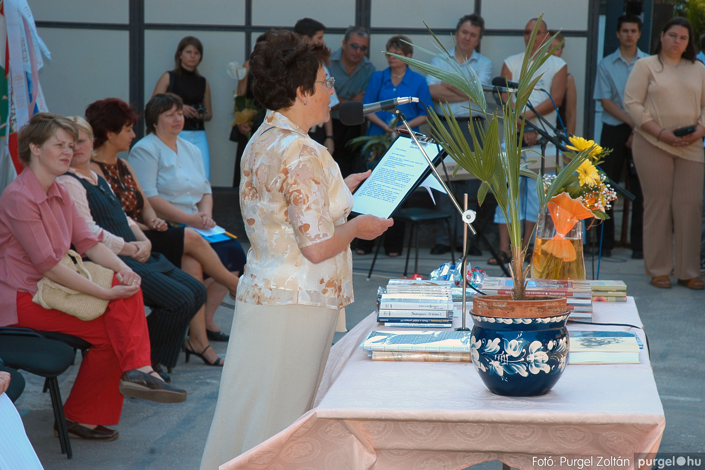 2005.06.18. 033 Forray Máté Általános Iskola ballagás 2005. - Fotó:PURGEL ZOLTÁN© DSC_0044q.jpg