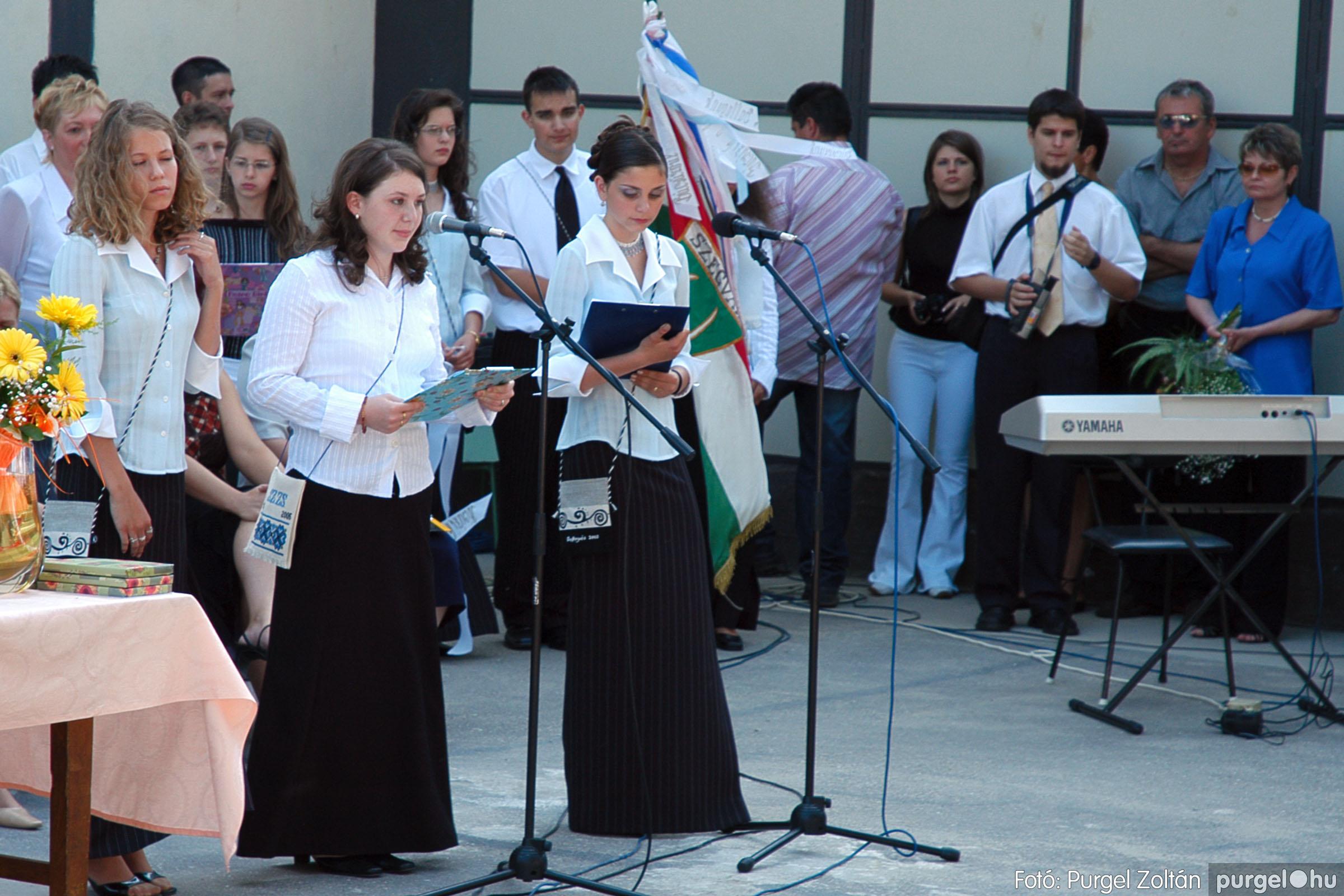2005.06.18. 030 Forray Máté Általános Iskola ballagás 2005. - Fotó:PURGEL ZOLTÁN© DSC_0038q.jpg