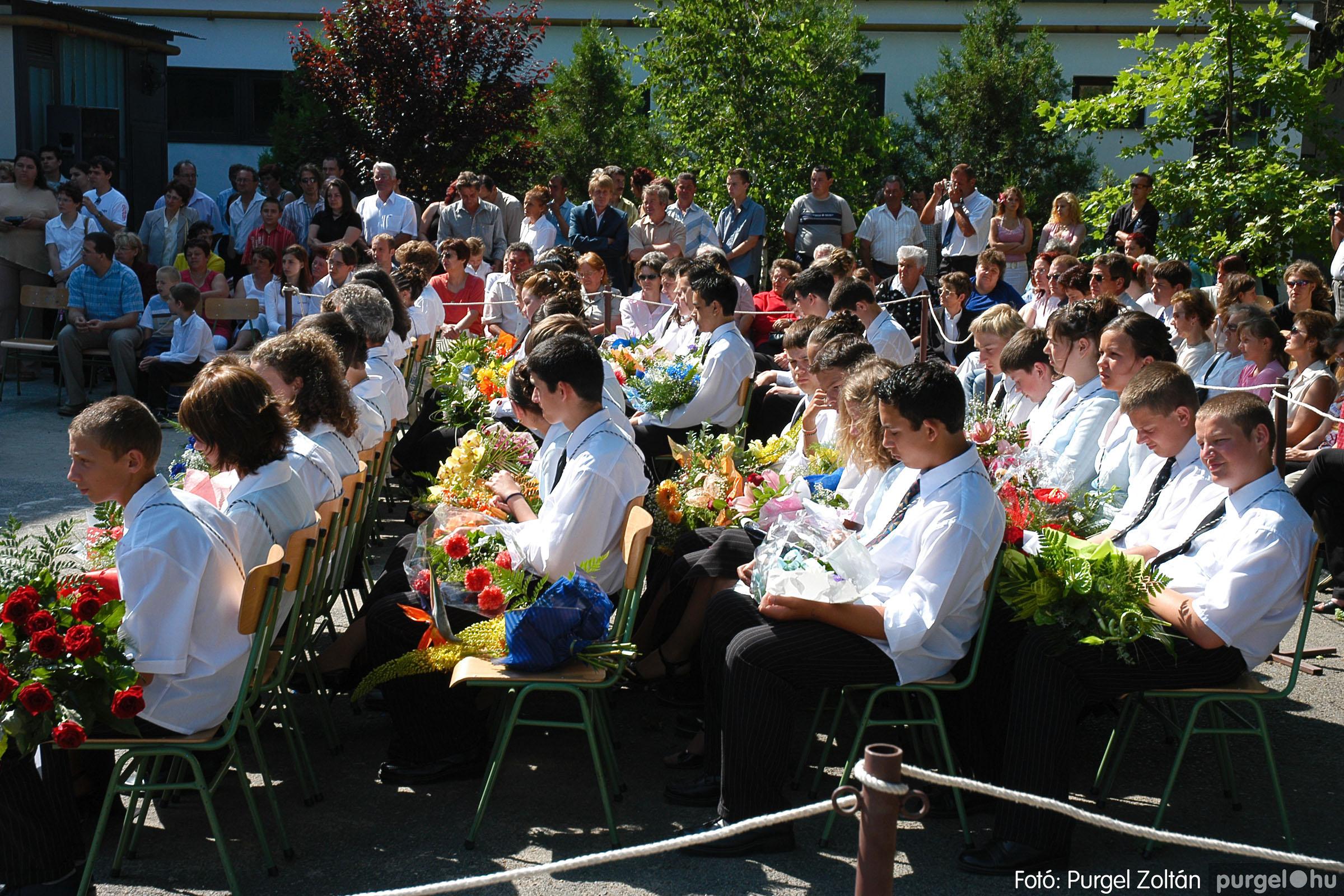2005.06.18. 027 Forray Máté Általános Iskola ballagás 2005. - Fotó:PURGEL ZOLTÁN© DSC_0035q.jpg