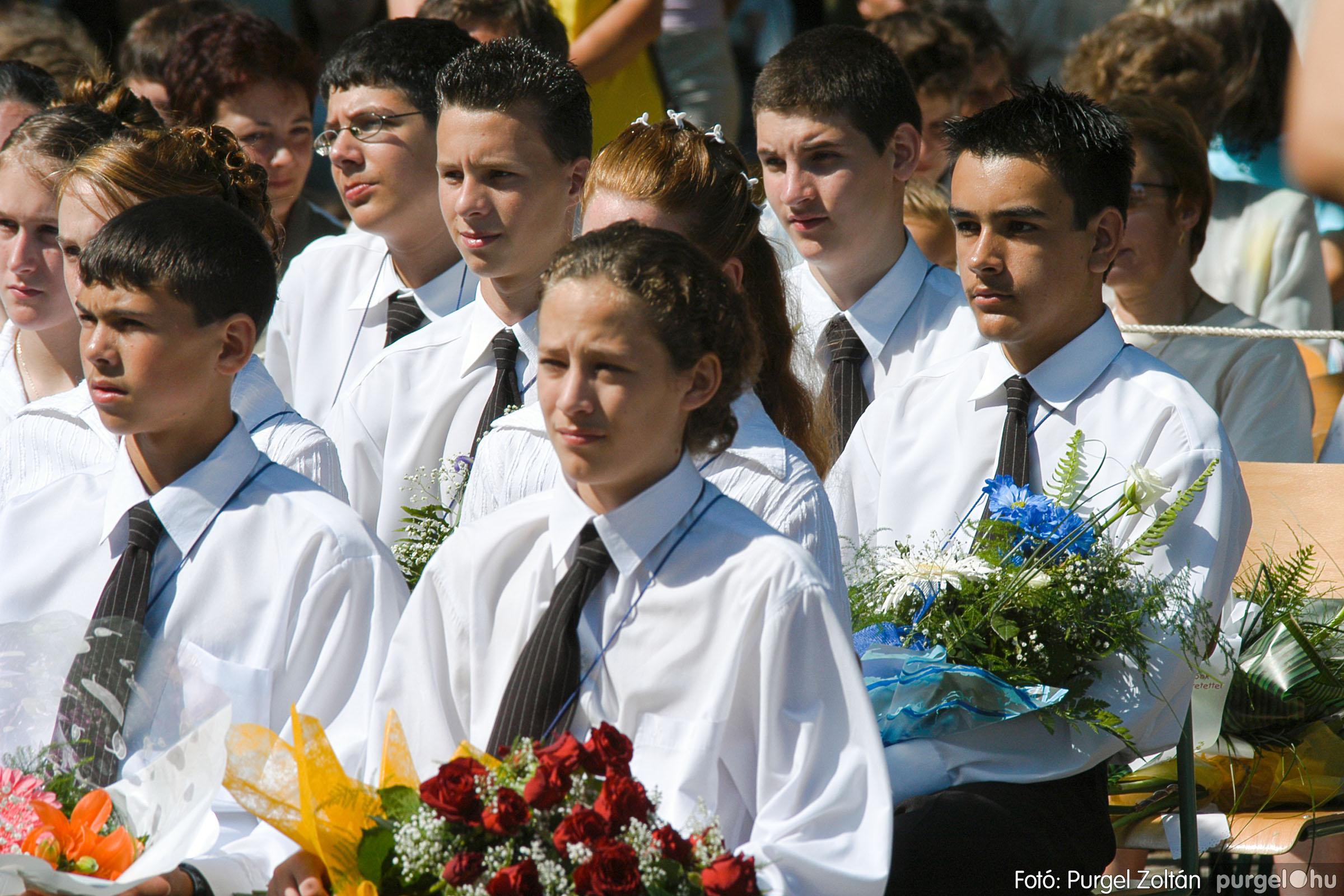 2005.06.18. 024 Forray Máté Általános Iskola ballagás 2005. - Fotó:PURGEL ZOLTÁN© DSC_0030q.jpg