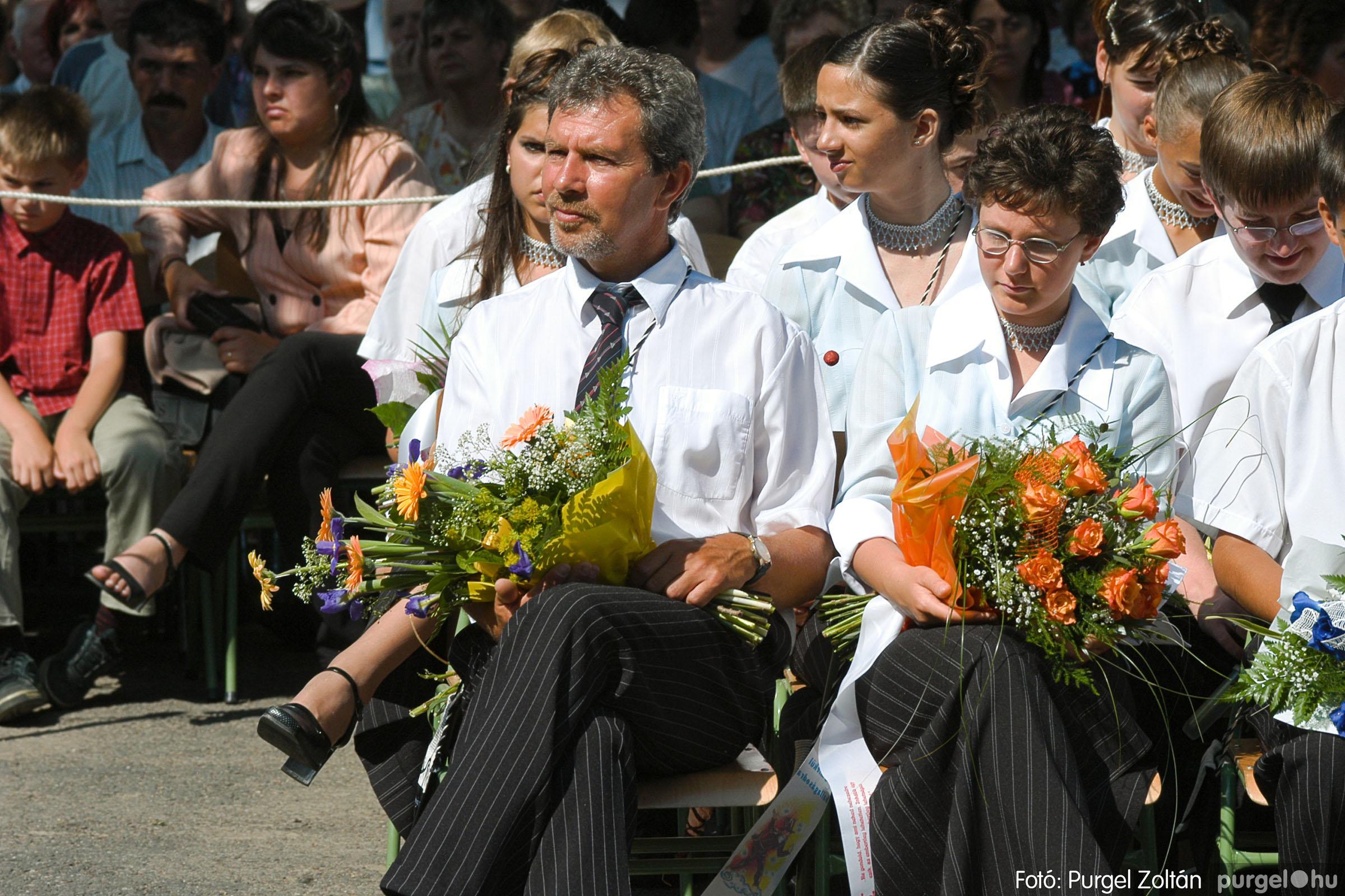 2005.06.18. 023 Forray Máté Általános Iskola ballagás 2005. - Fotó:PURGEL ZOLTÁN© DSC_0029q.jpg