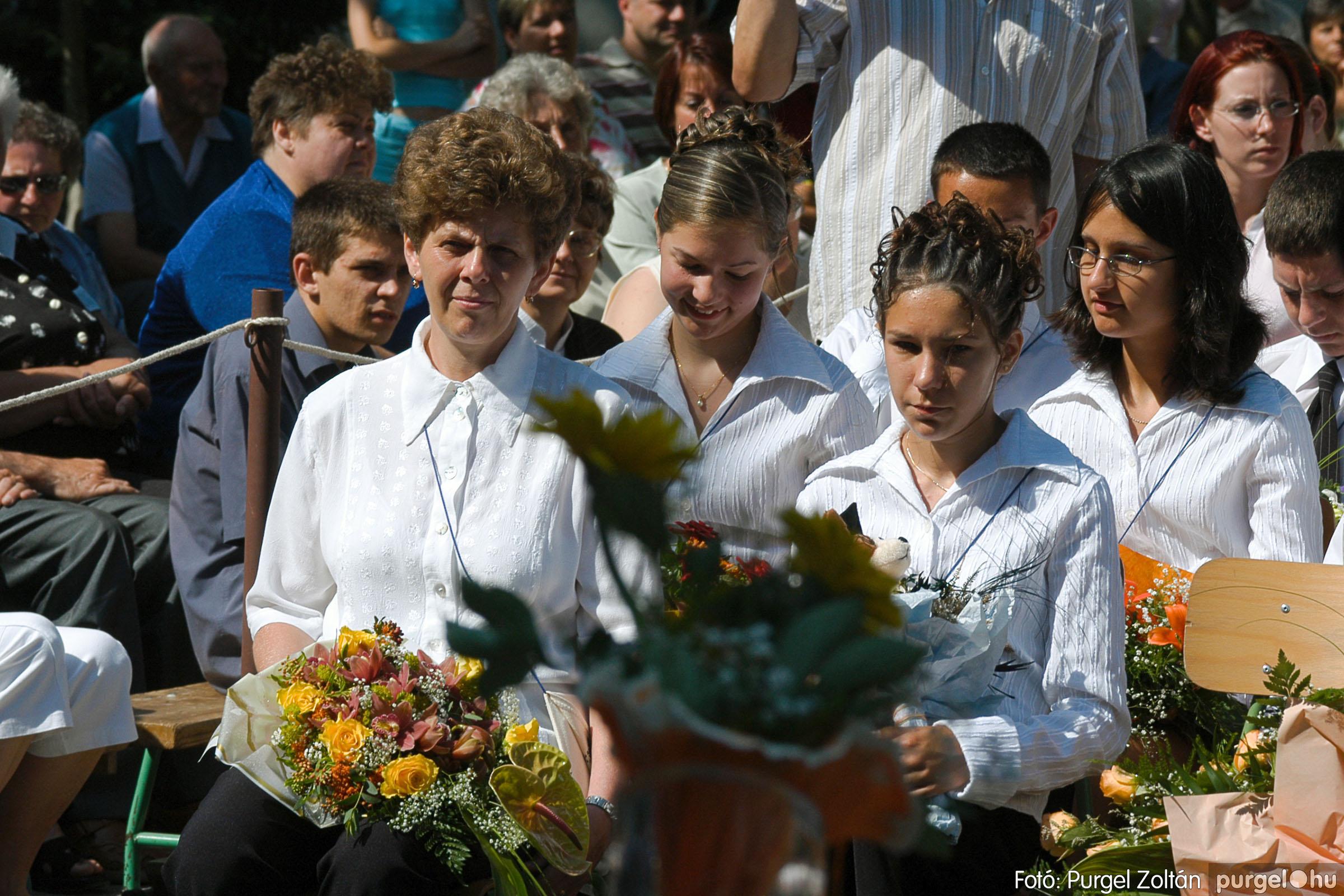 2005.06.18. 022 Forray Máté Általános Iskola ballagás 2005. - Fotó:PURGEL ZOLTÁN© DSC_0028q.jpg