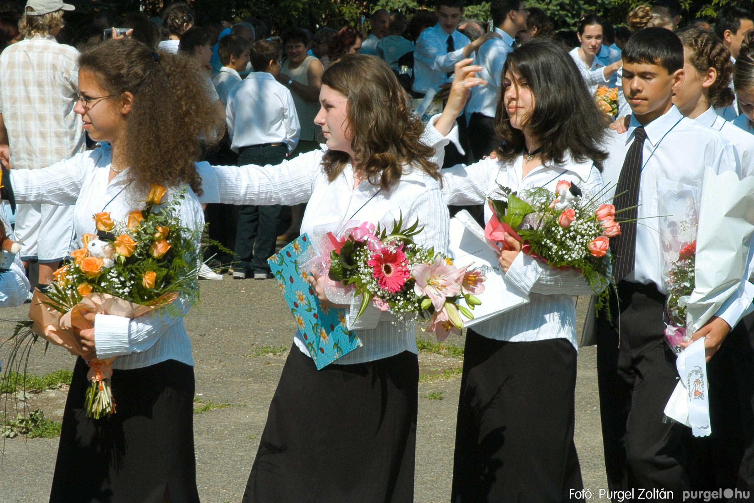 2005.06.18. 017 Forray Máté Általános Iskola ballagás 2005. - Fotó:PURGEL ZOLTÁN© DSC_0019q.jpg