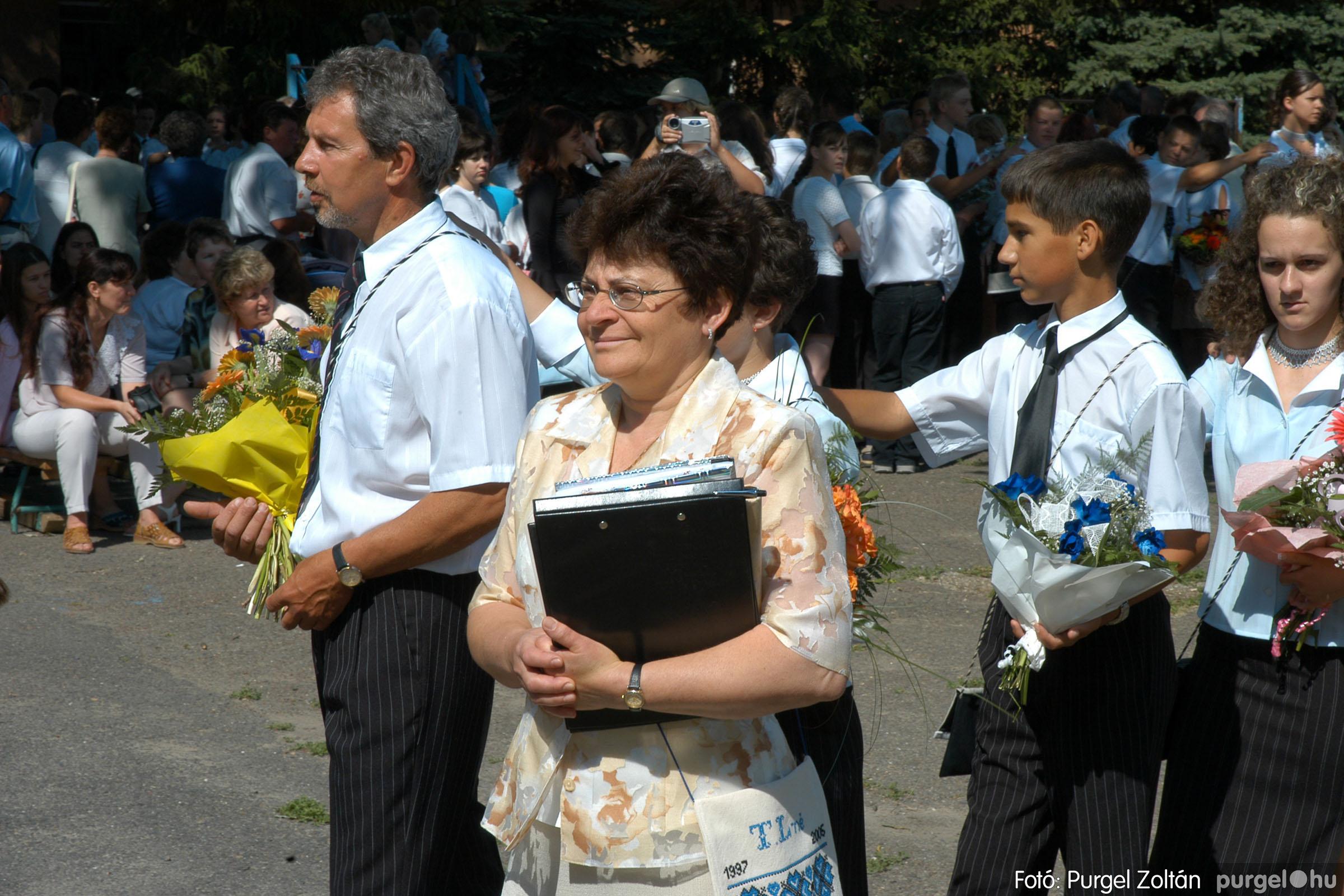 2005.06.18. 015 Forray Máté Általános Iskola ballagás 2005. - Fotó:PURGEL ZOLTÁN© DSC_0017q.jpg
