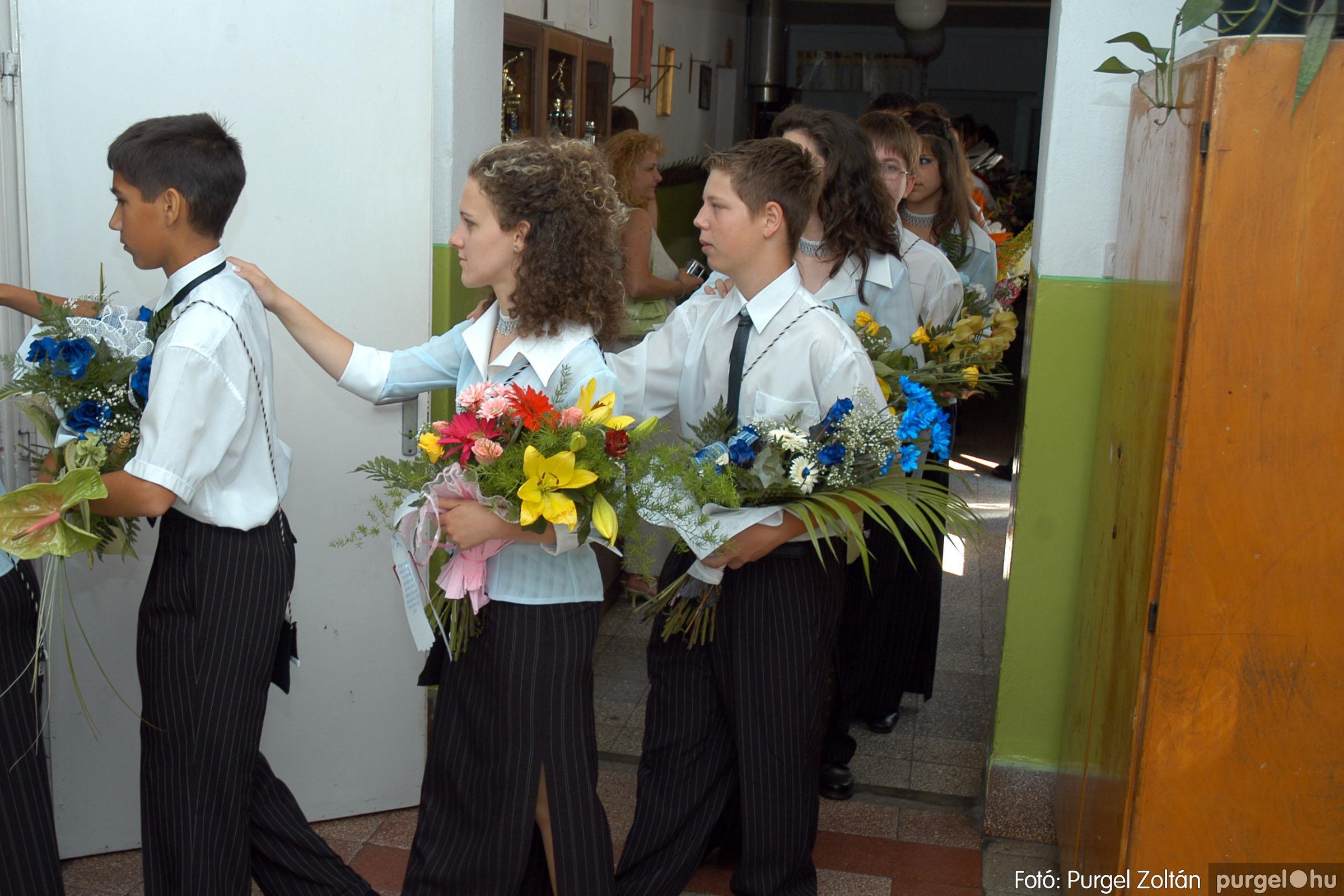 2005.06.18. 009 Forray Máté Általános Iskola ballagás 2005. - Fotó:PURGEL ZOLTÁN© DSC_0009q.jpg