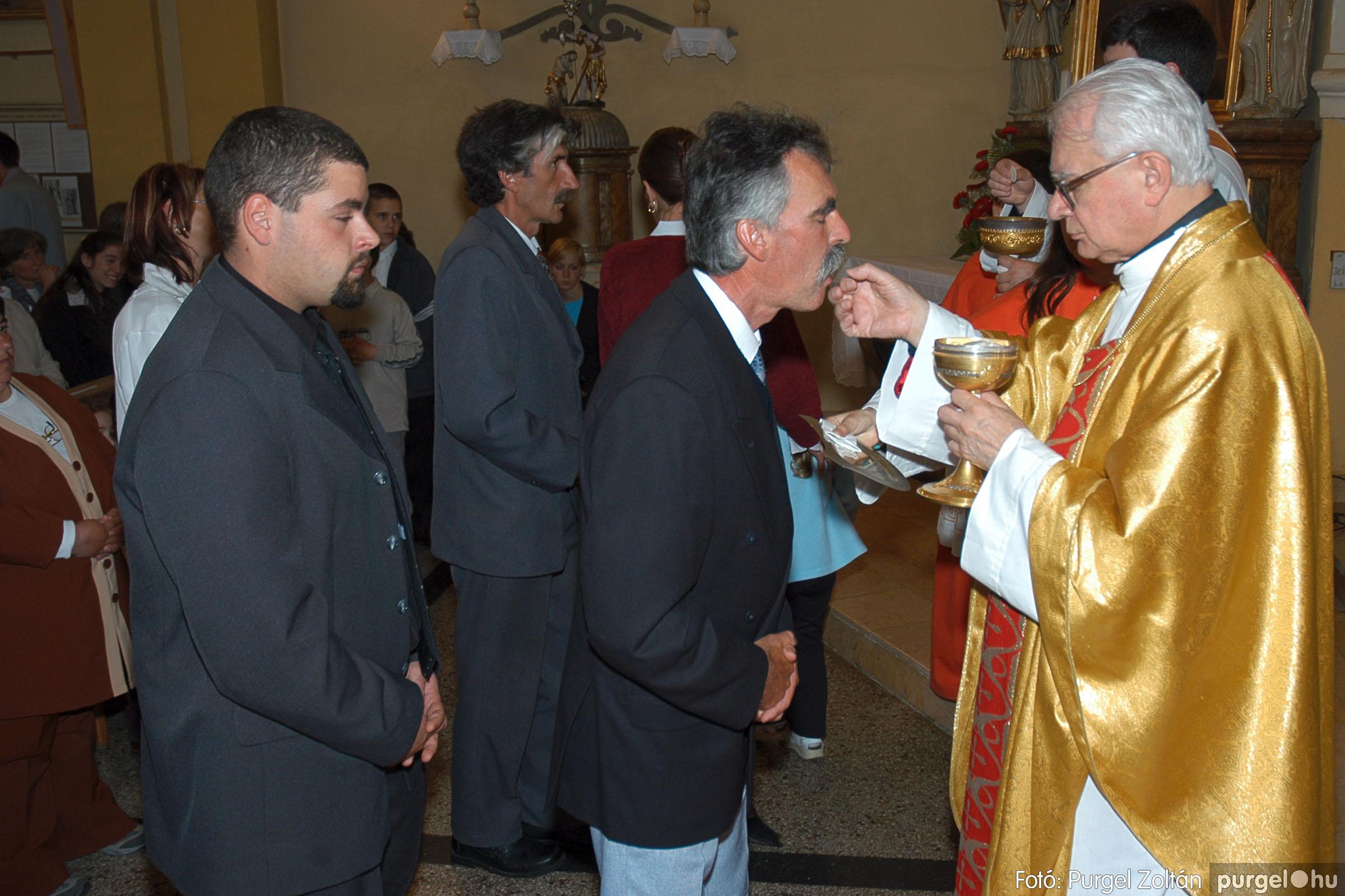 2005.05.15. 027 Kisboldogasszony templom bérmálkozás - Fotó:PURGEL ZOLTÁN© DSC_0034q.jpg