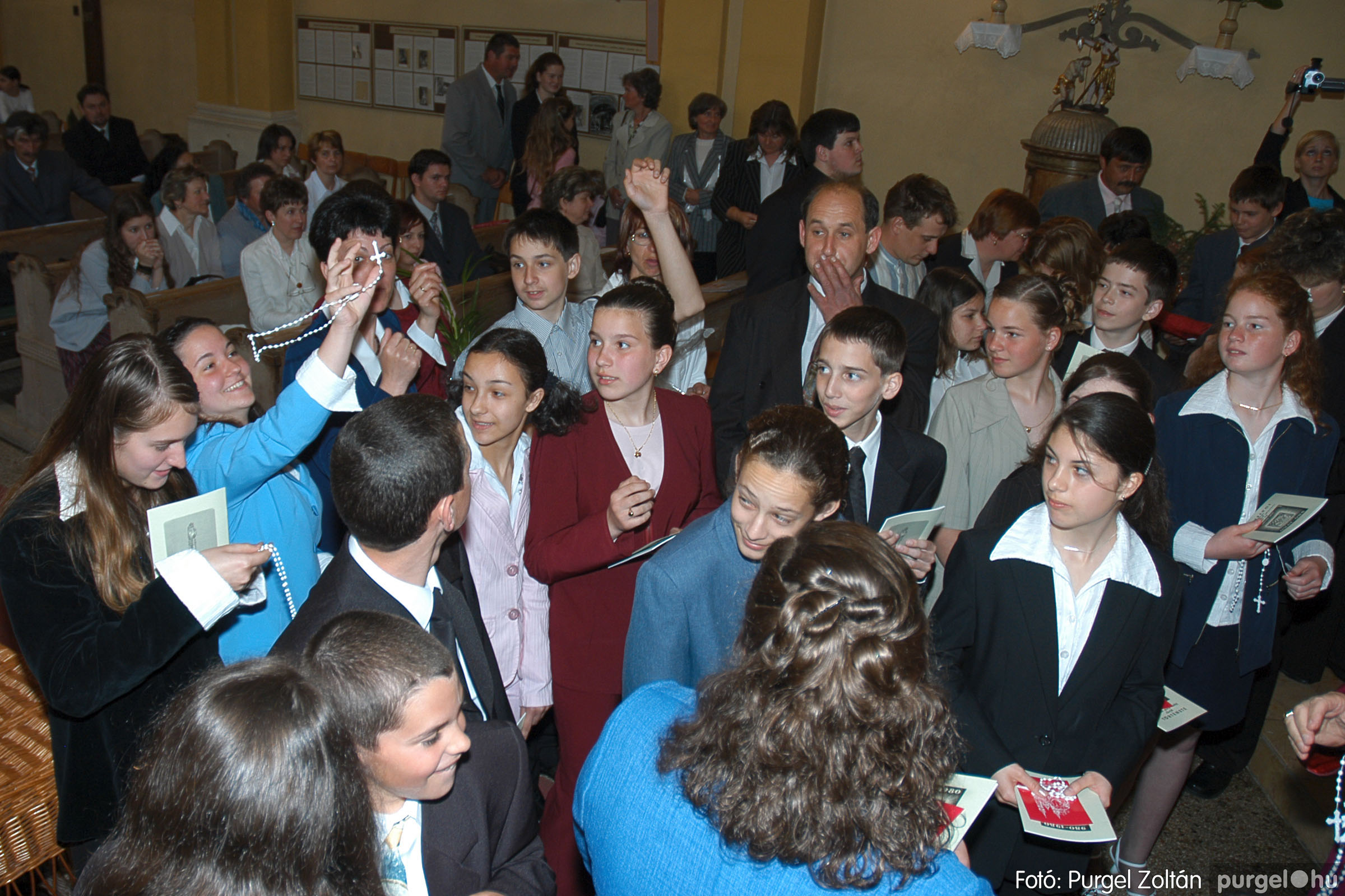 2005.05.15. 042 Kisboldogasszony templom bérmálkozás - Fotó:PURGEL ZOLTÁN© DSC_0052q.jpg