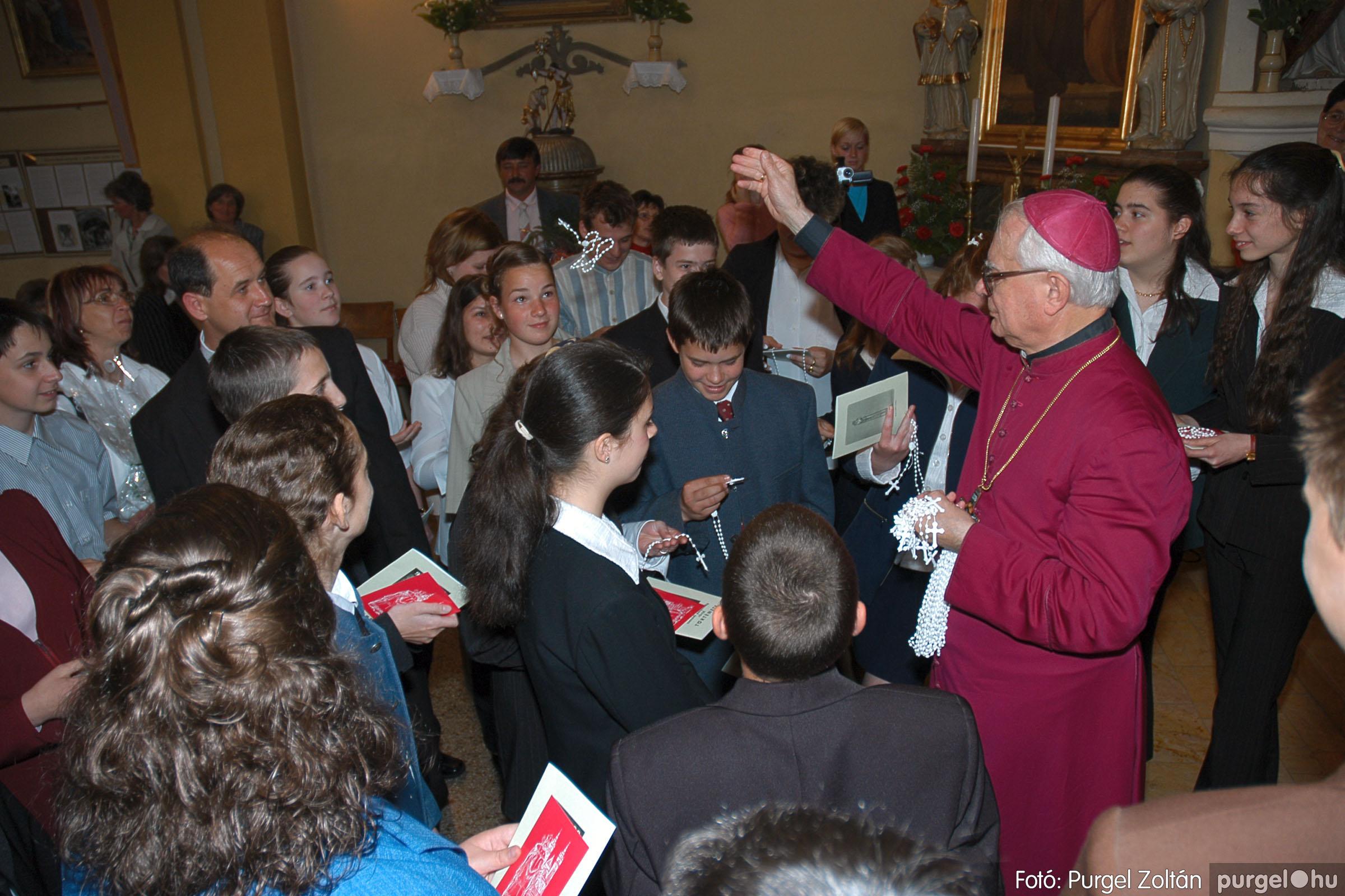 2005.05.15. 040 Kisboldogasszony templom bérmálkozás - Fotó:PURGEL ZOLTÁN© DSC_0050q.jpg