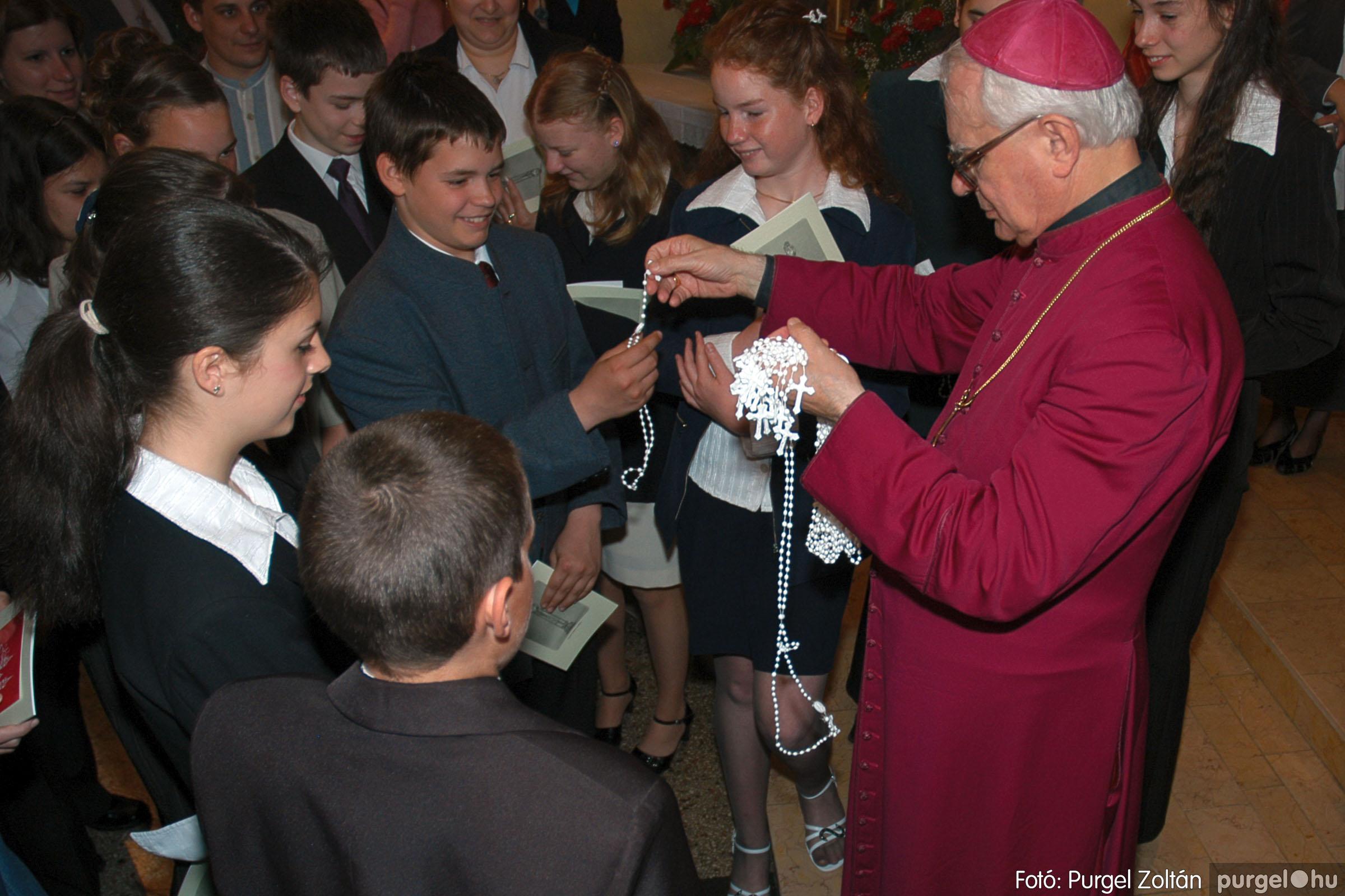 2005.05.15. 038 Kisboldogasszony templom bérmálkozás - Fotó:PURGEL ZOLTÁN© DSC_0048q.jpg