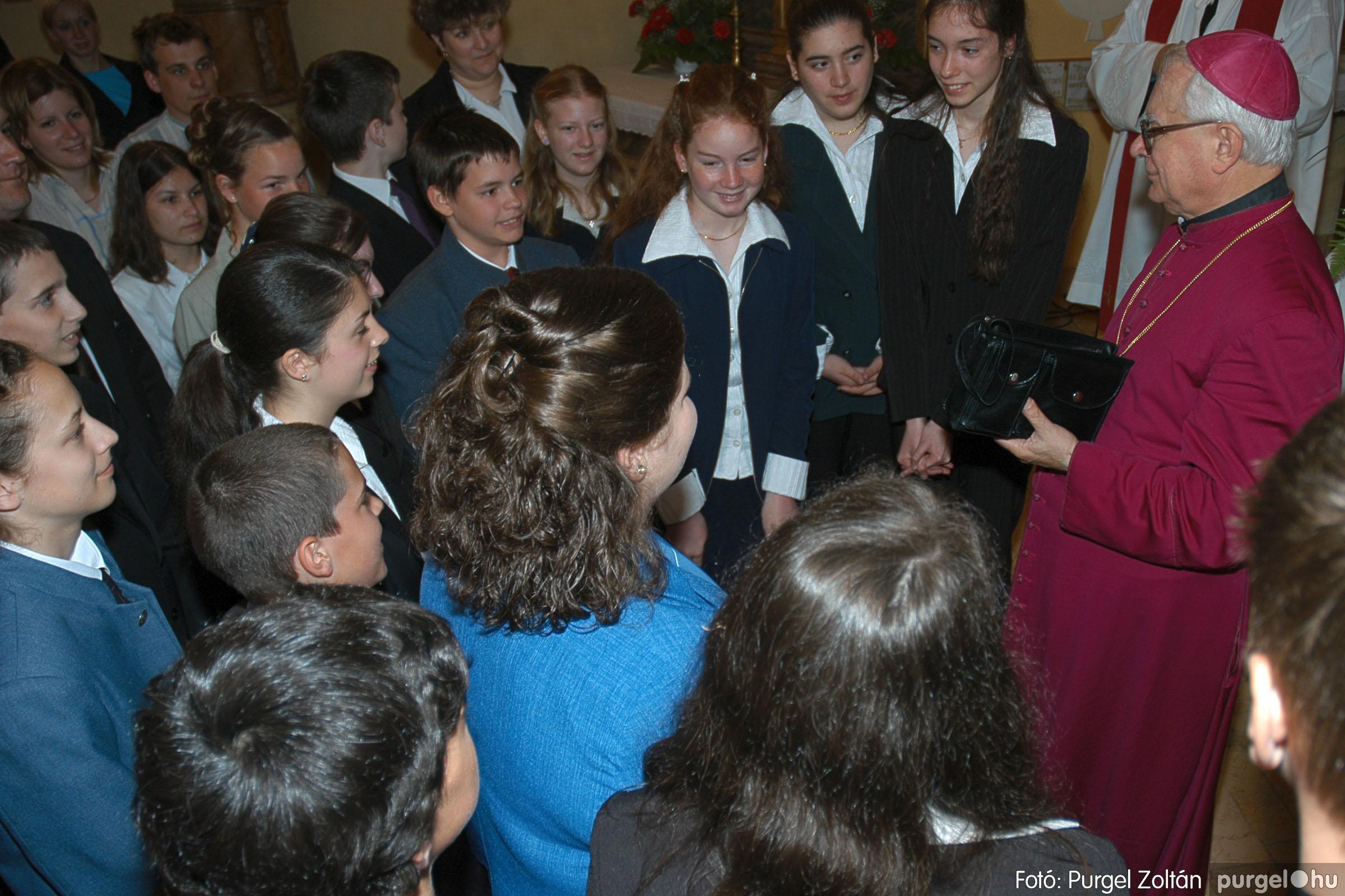 2005.05.15. 032 Kisboldogasszony templom bérmálkozás - Fotó:PURGEL ZOLTÁN© DSC_0040q.jpg