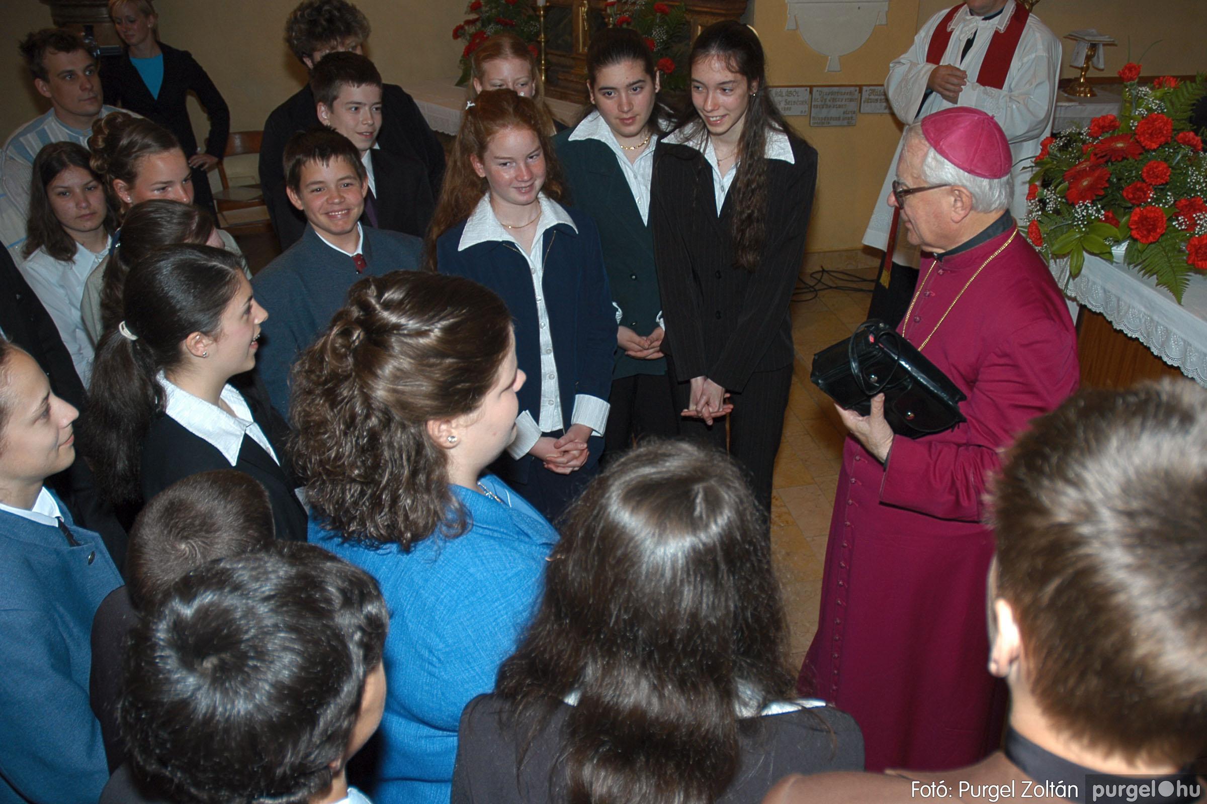 2005.05.15. 031 Kisboldogasszony templom bérmálkozás - Fotó:PURGEL ZOLTÁN© DSC_0039q.jpg