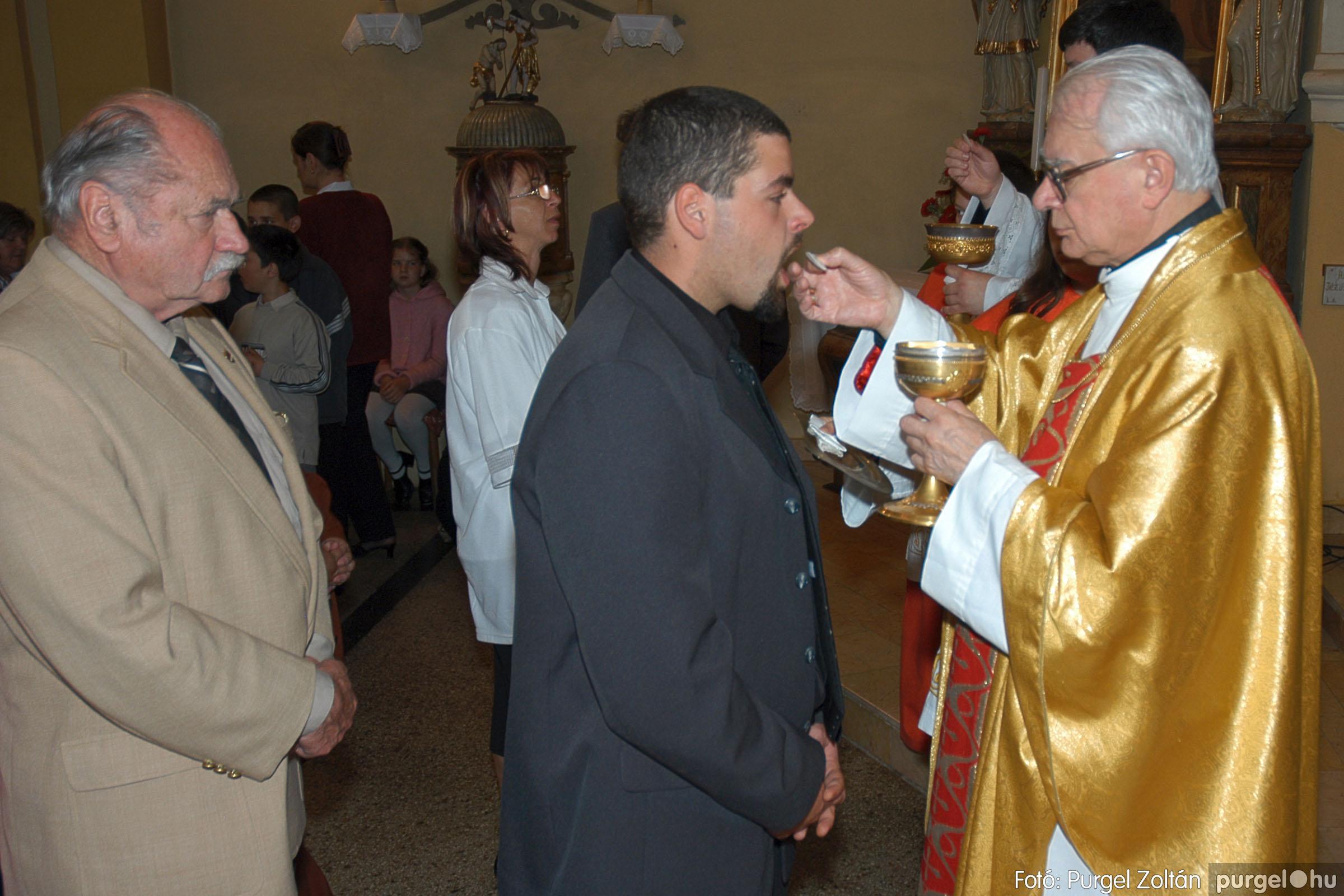 2005.05.15. 028 Kisboldogasszony templom bérmálkozás - Fotó:PURGEL ZOLTÁN© DSC_0035q.jpg