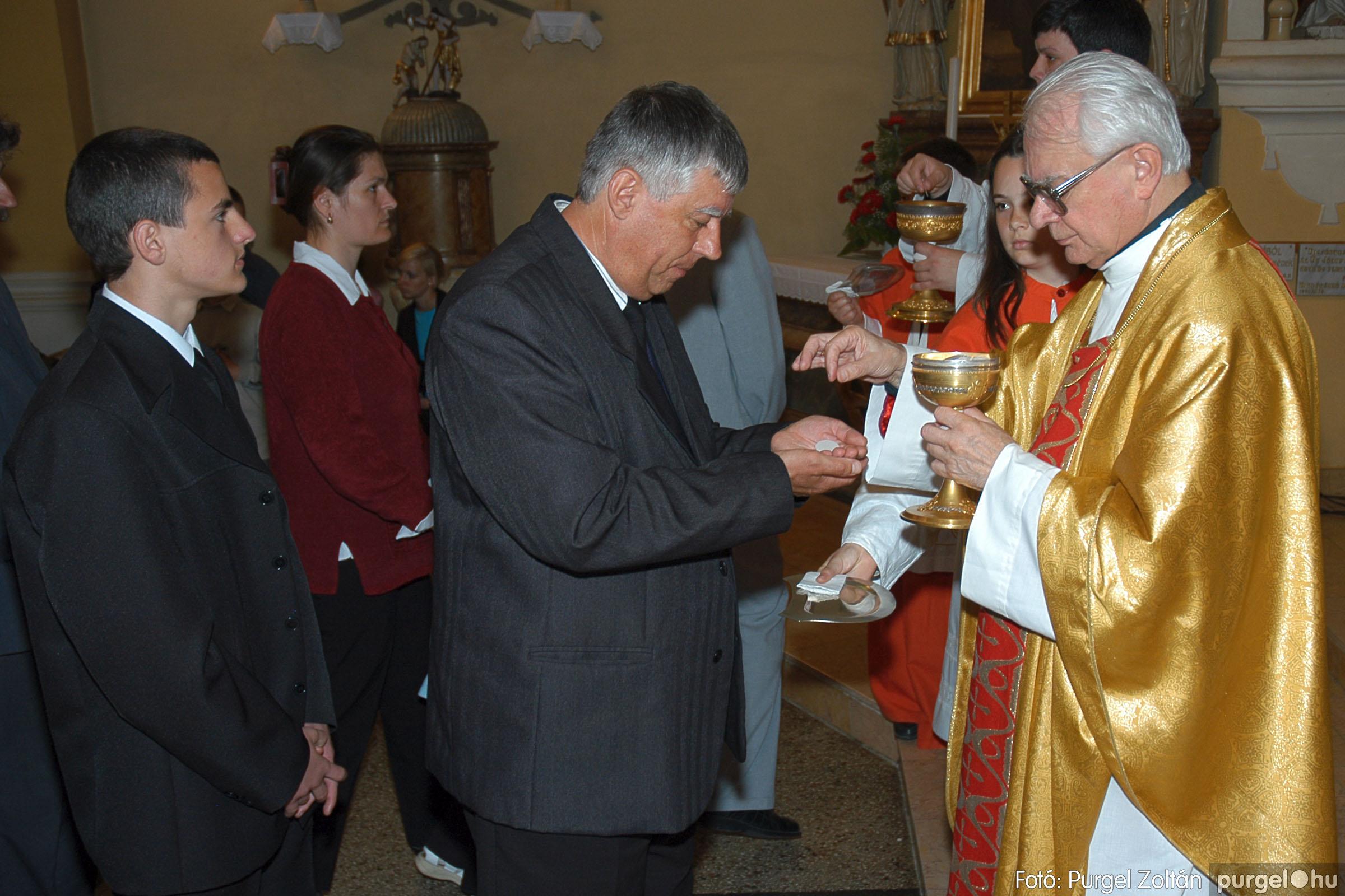 2005.05.15. 025 Kisboldogasszony templom bérmálkozás - Fotó:PURGEL ZOLTÁN© DSC_0032q.jpg