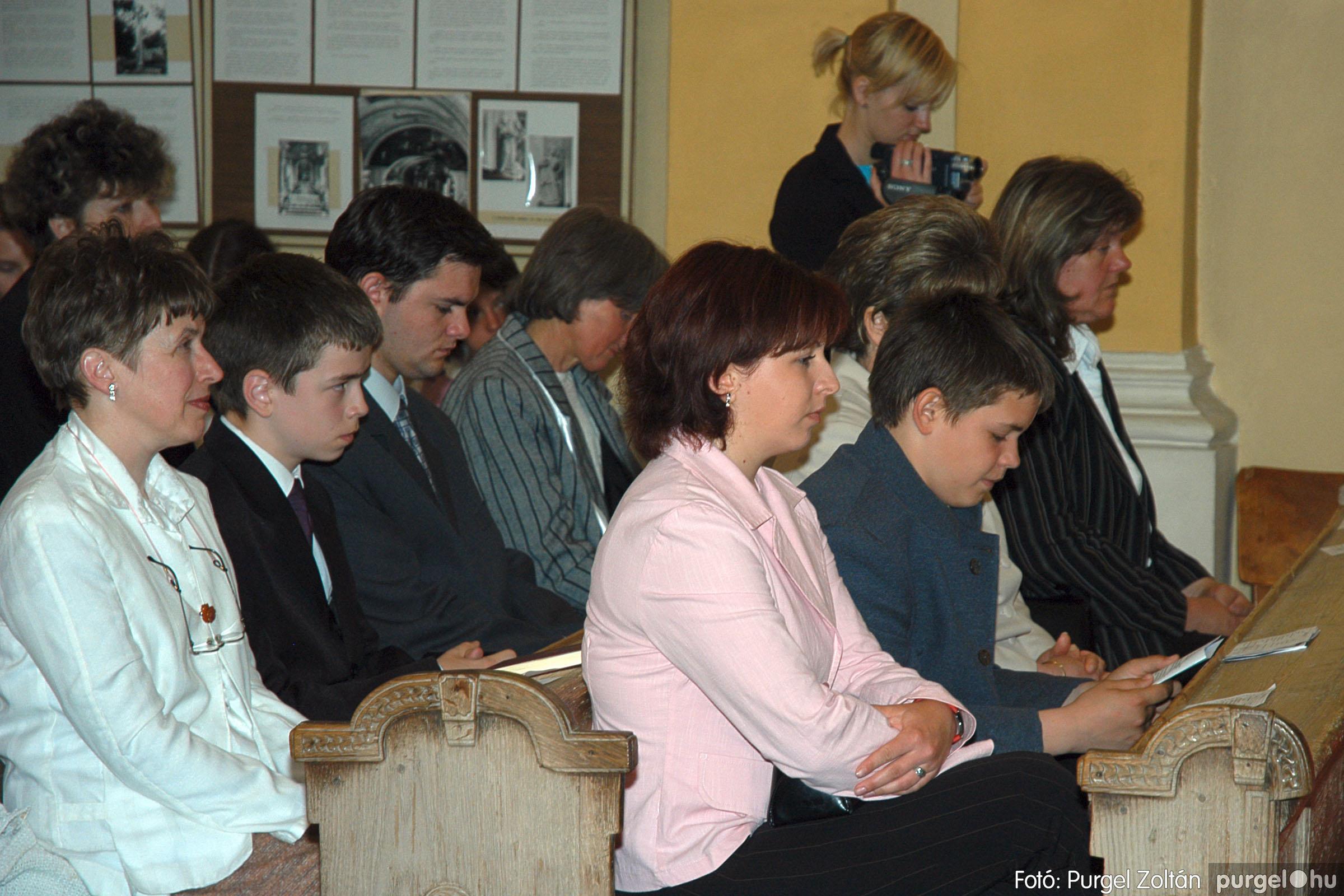 2005.05.15. 010 Kisboldogasszony templom bérmálkozás - Fotó:PURGEL ZOLTÁN© DSC_0012q.jpg