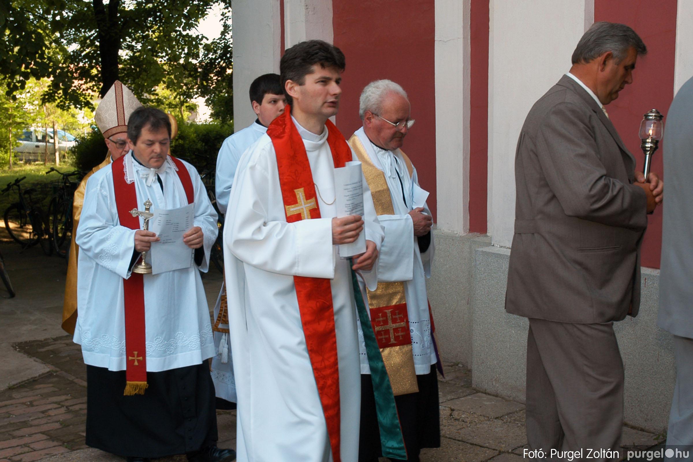 2005.05.15. 004 Kisboldogasszony templom bérmálkozás - Fotó:PURGEL ZOLTÁN© DSC_0004q.jpg