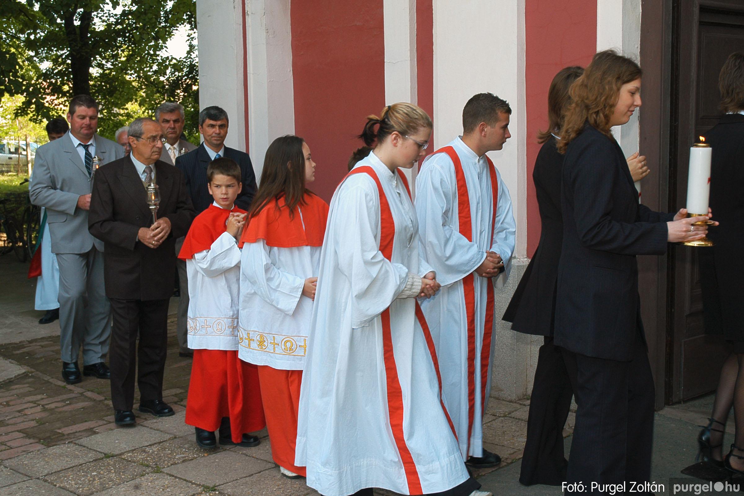 2005.05.15. 002 Kisboldogasszony templom bérmálkozás - Fotó:PURGEL ZOLTÁN© DSC_0002q.jpg