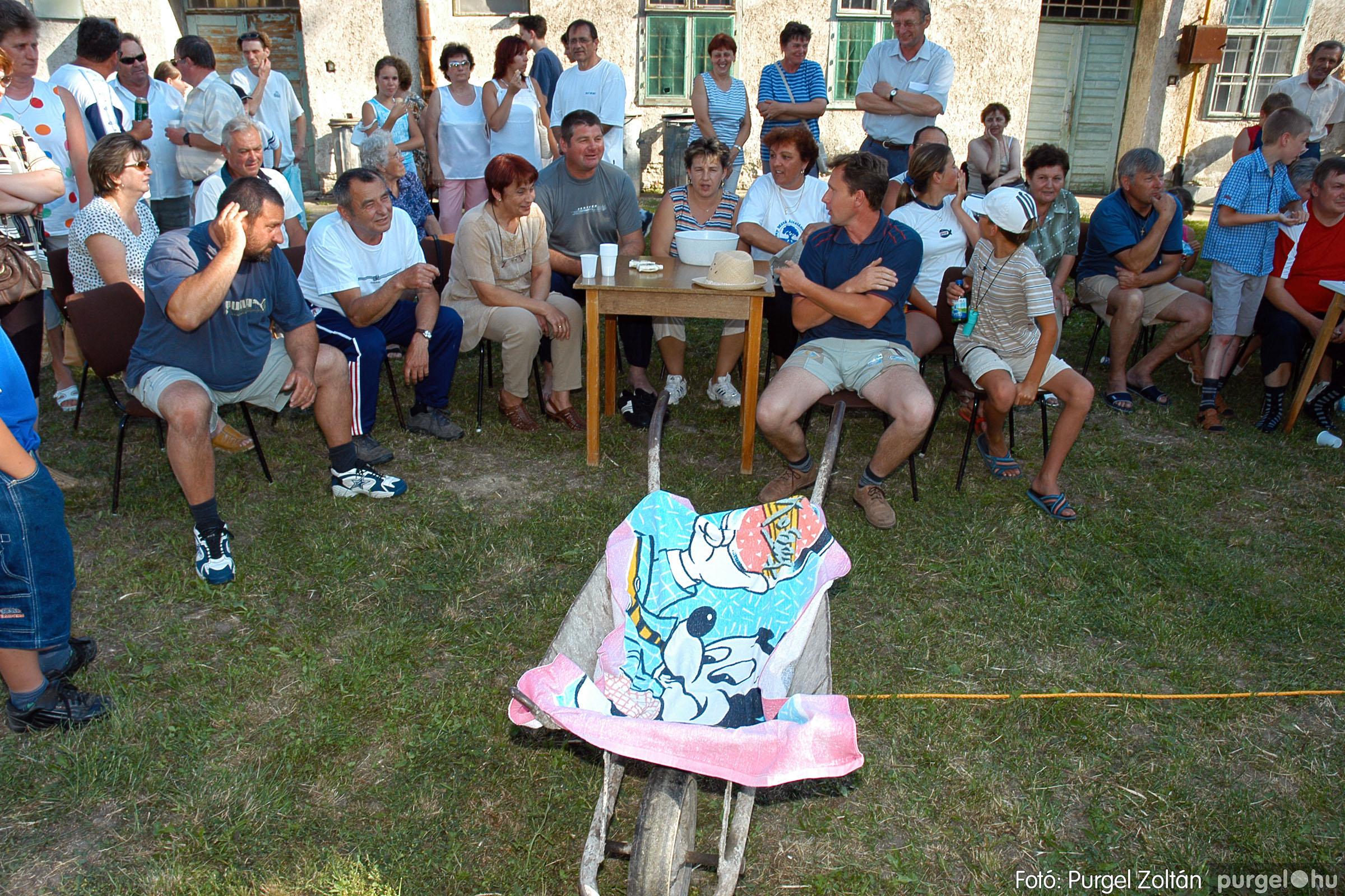 2005.06.25. 085 Szegváriak Szegvárért Közösségfejlesztők Egyesület közösségi nap - Fotó:PURGEL ZOLTÁN©.jpg