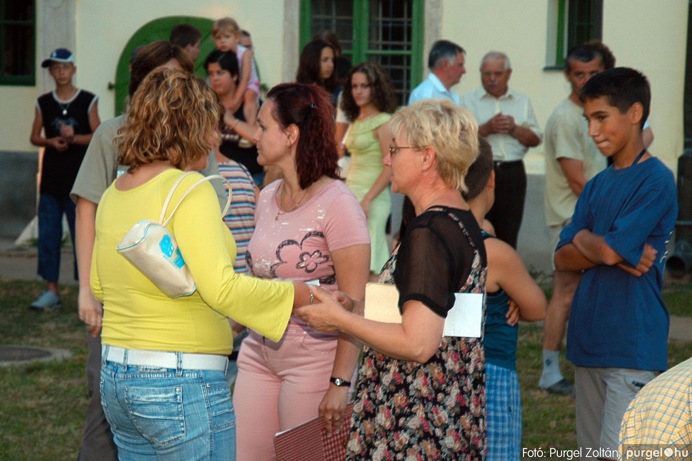 2005.06.25. 143 Szegváriak Szegvárért Közösségfejlesztők Egyesület közösségi nap - Fotó:PURGEL ZOLTÁN©.jpg